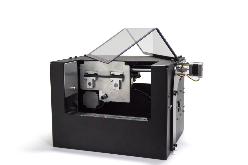 Defense Distributed's Ghost Gunner home CNC mill.