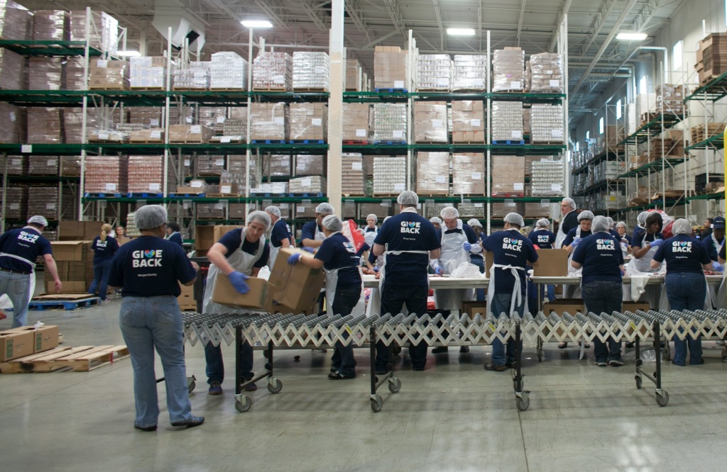 Most Charitable Companies 2016 - Morgan Stanley