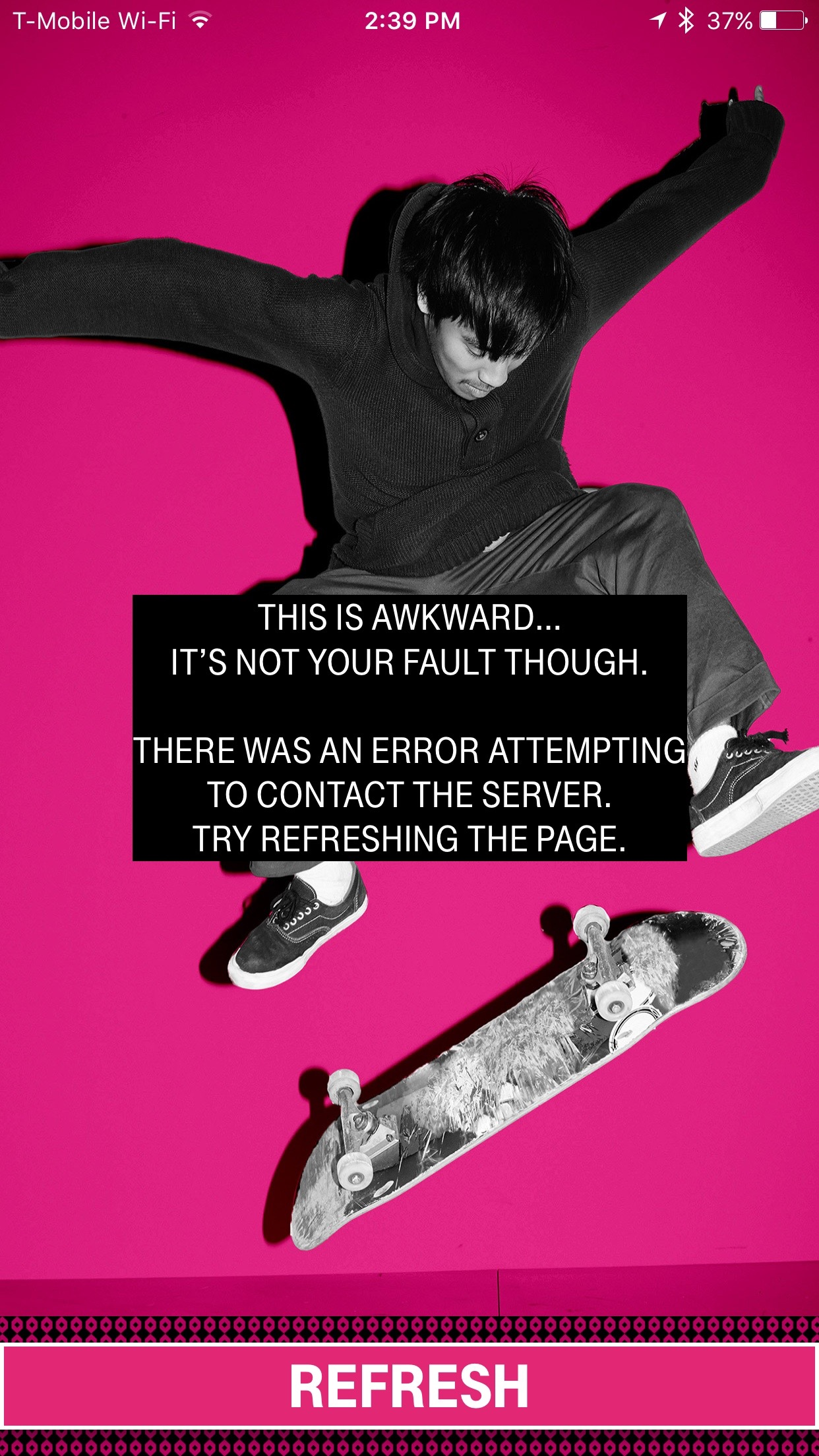 T-Mobile's Free Pizza Giveaway Marred By First Day Glitches