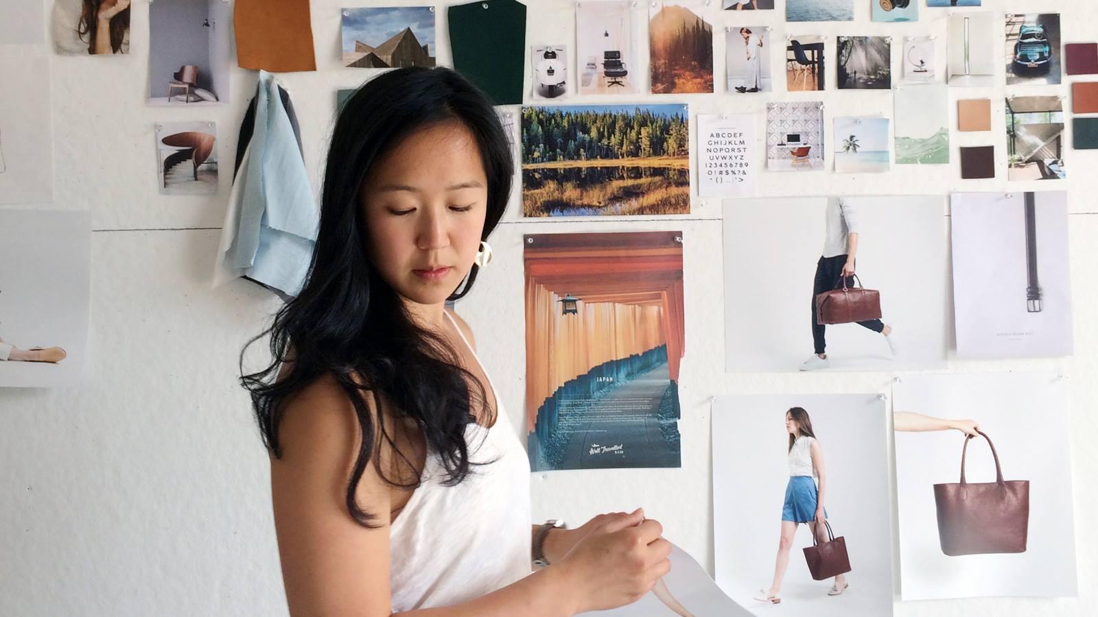 Jennifer Chong of Linjer