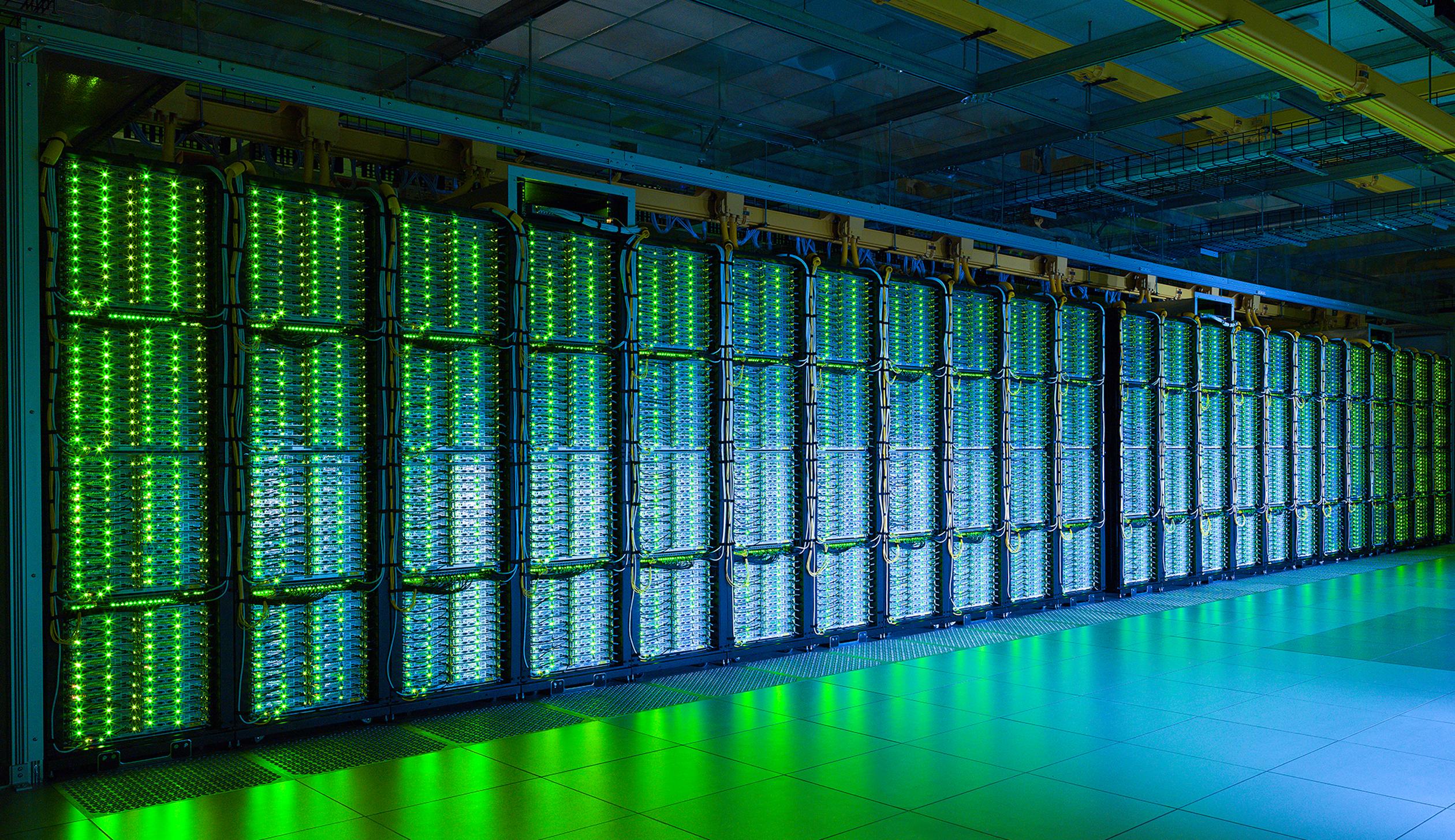 Cloud Computing's Big, Disruptive Multiple-Billion-Dollar