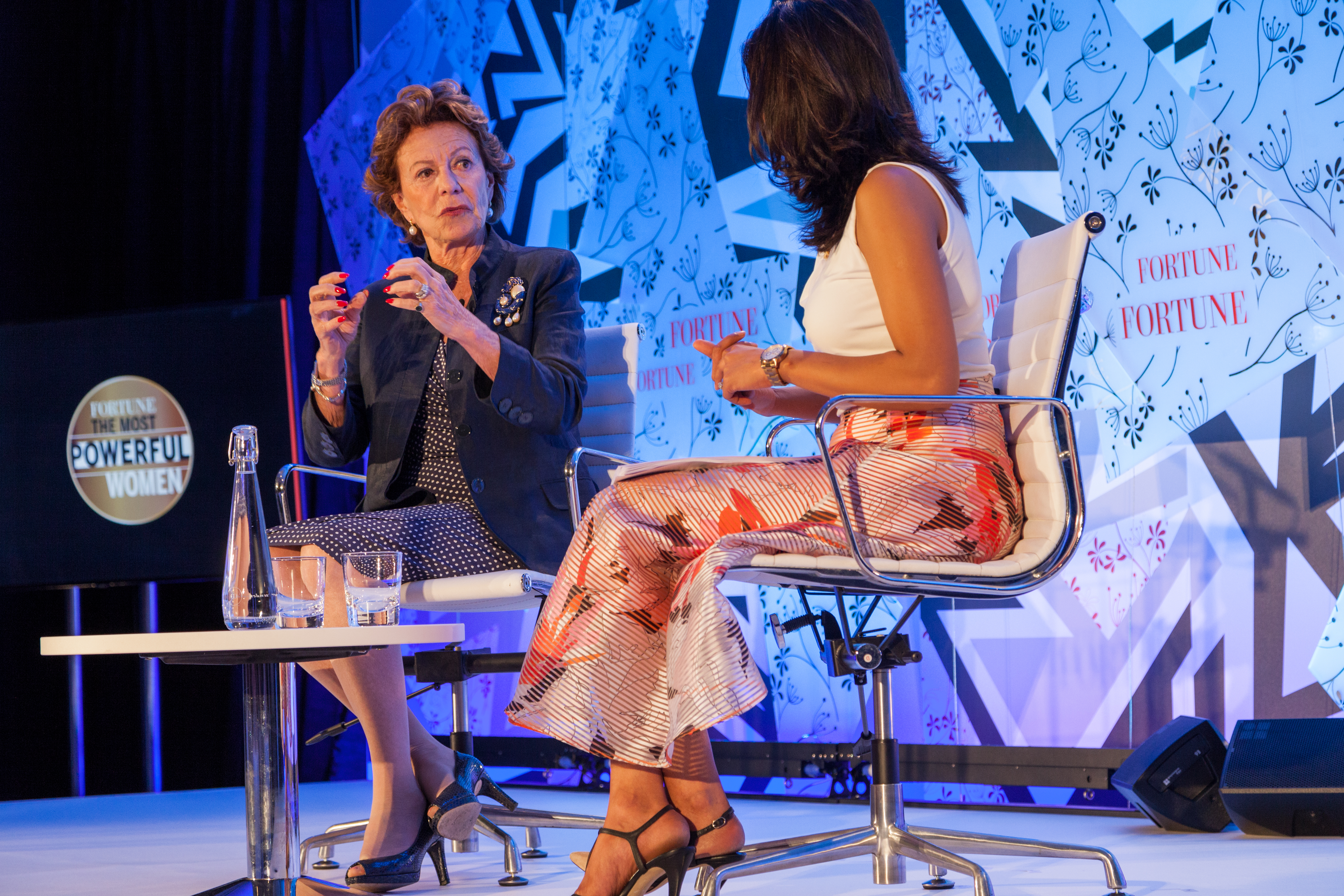 Neelie Kroes, special envoy, Startup Delta for The Netherlands talks to Fortune's Maithreyi Seetharaman.