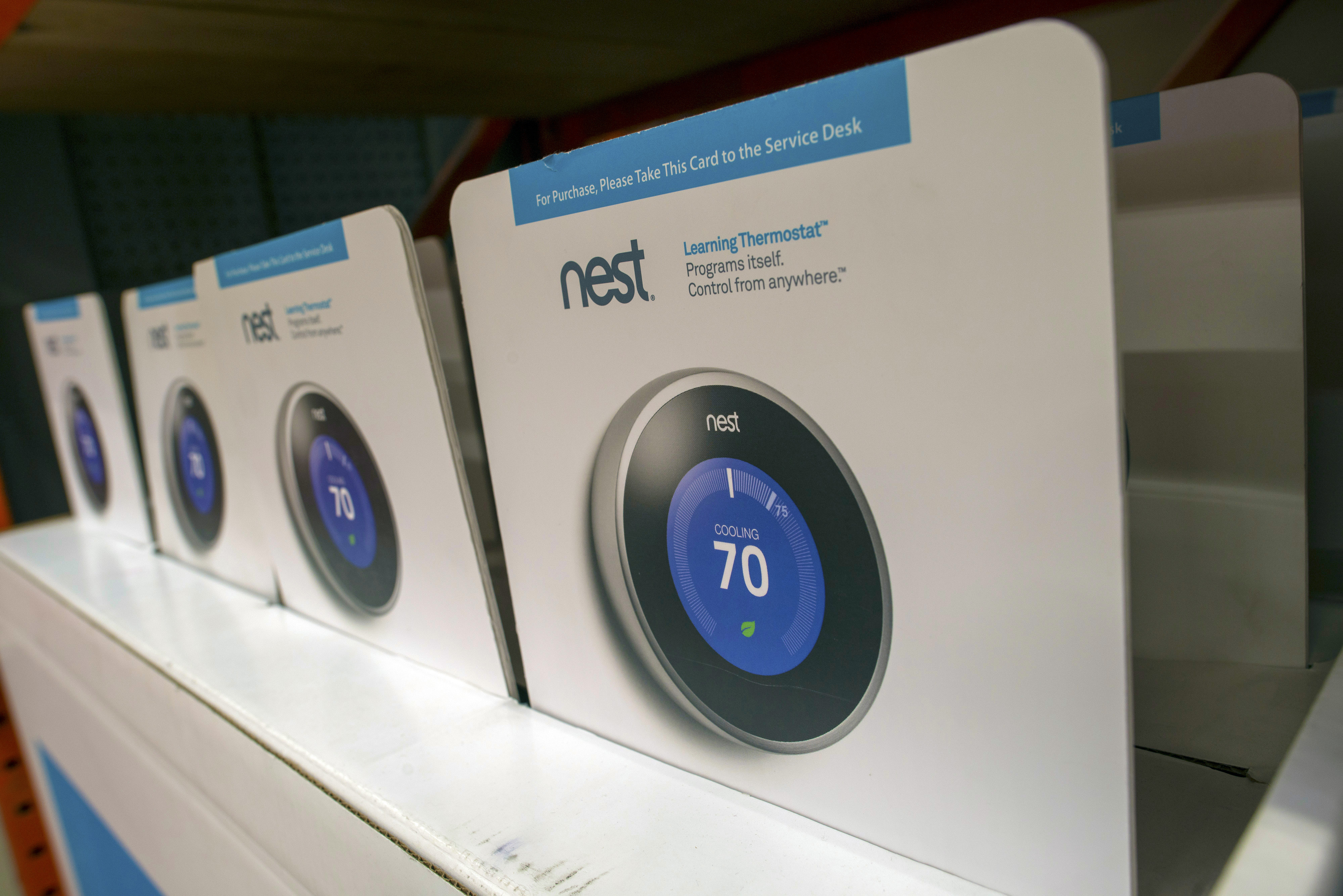 Nest Bringing Smart Home Gadgets To Germany, Austria, Spain