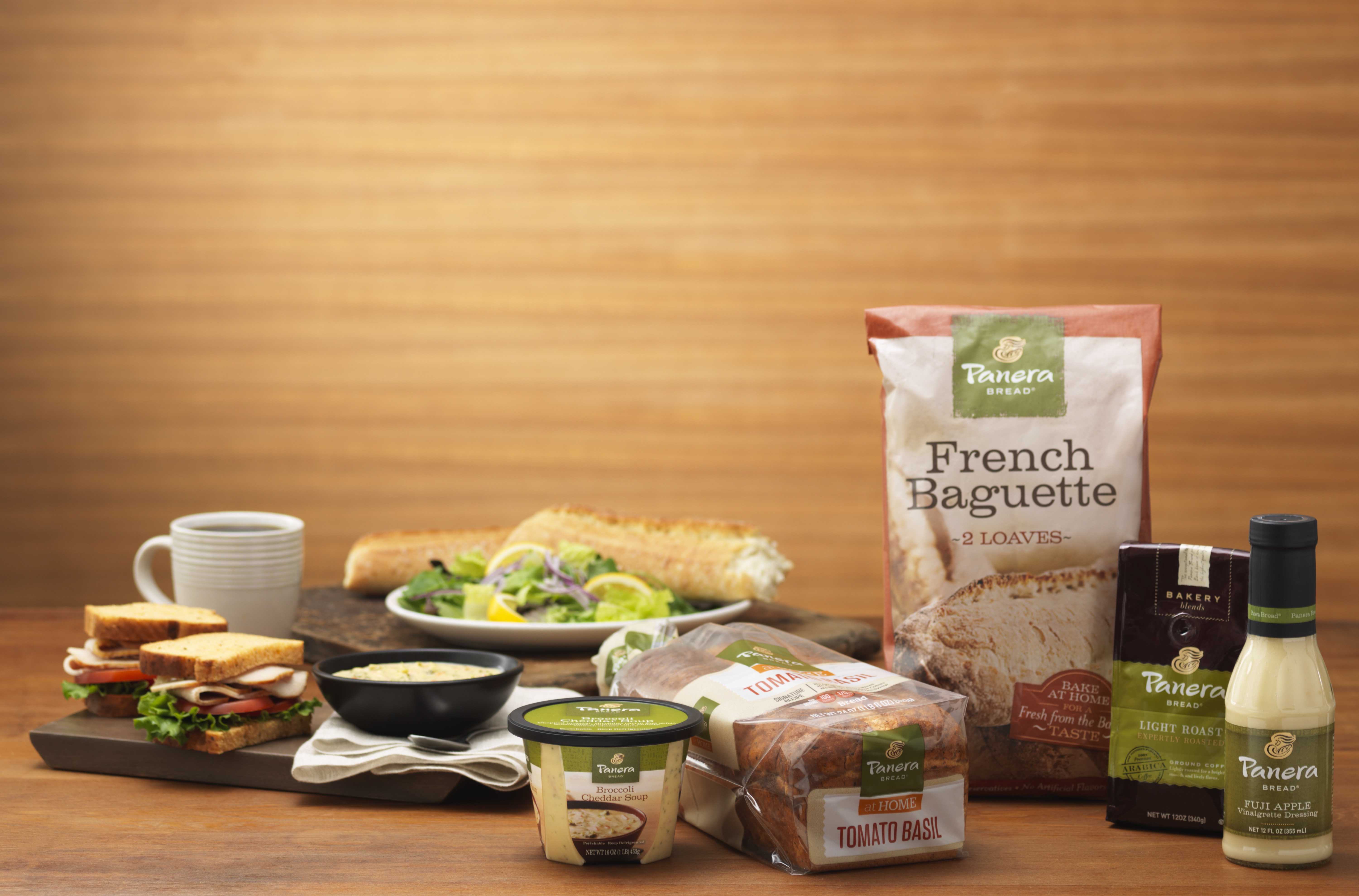 "Panera Bread is vowing to remove ""No No List"" additives across the company's full portfolio of nearly 50 grocery products."