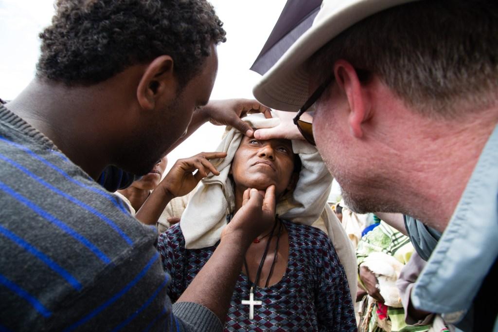 Pfizer Execs Visit Africa
