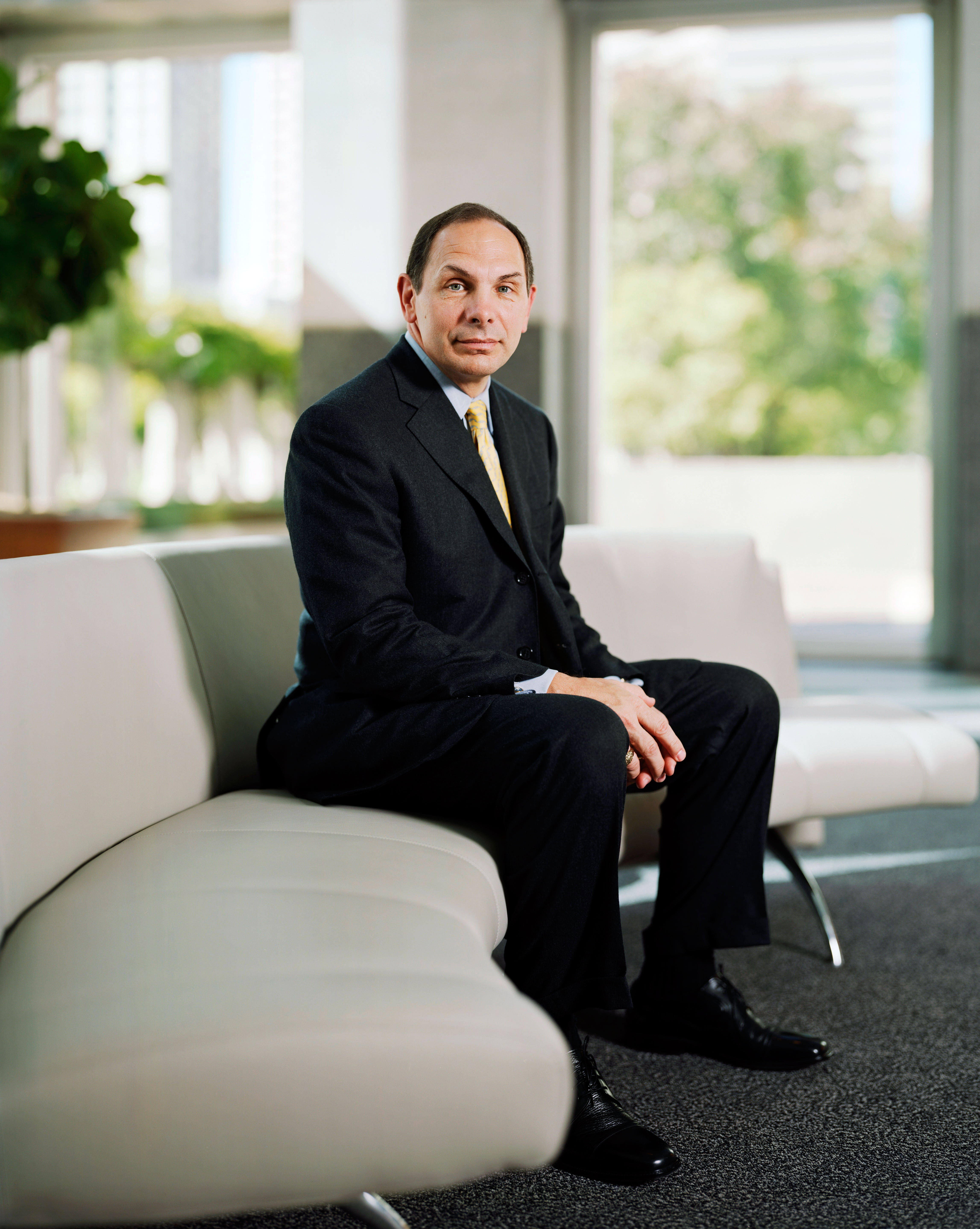 CEO Bob McDonald, pictured in 2009, has bought himself some time but still faces intense pressure.