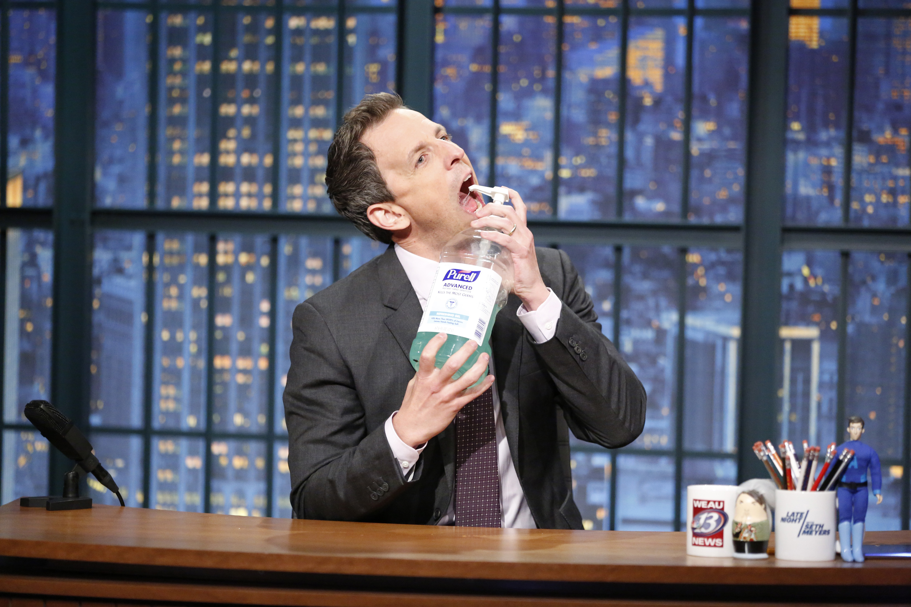 Late Night with Seth Meyers - Season 3