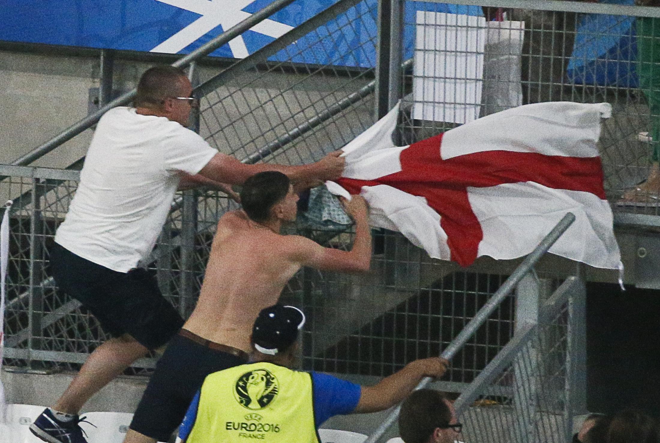 England v Russia - EURO 2016 - Group B