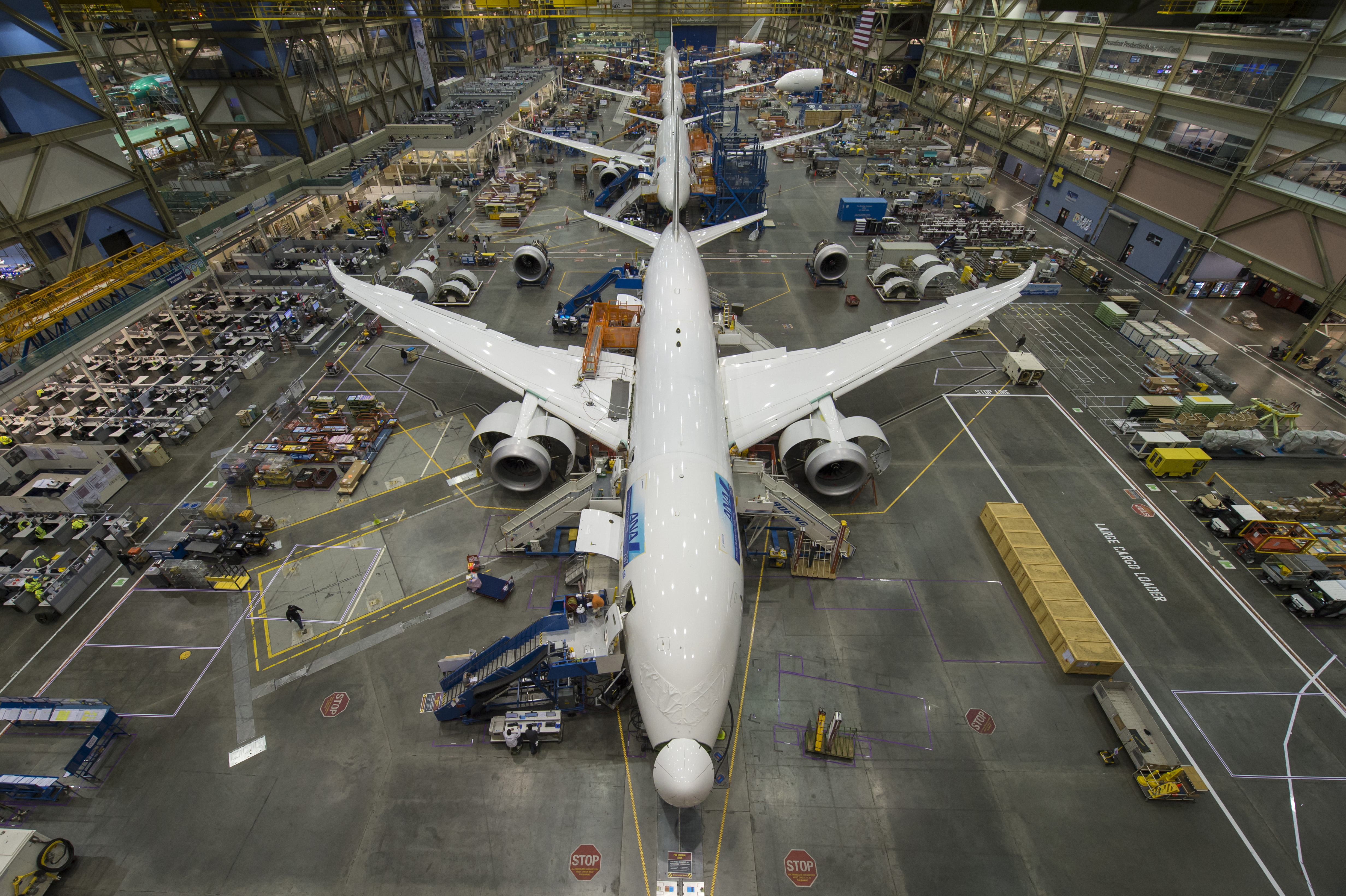 787 Factory December 2013