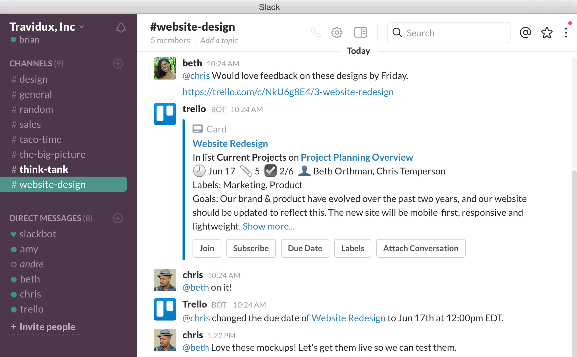 Slack Is Making Its Workplace Chat App Even Stickier   Fortune