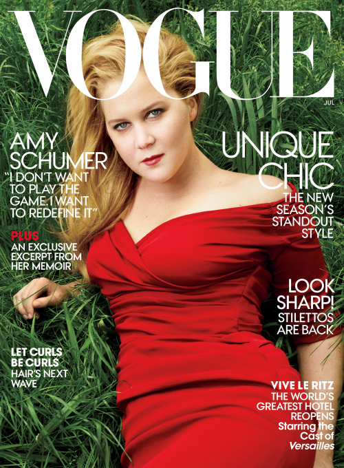 Vogue Amy Schumer cover small
