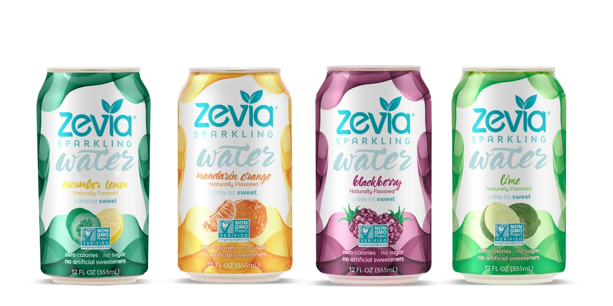 This 'Healthy Soda' Upstart Is Starting a New Battle With Pepsi, Coke