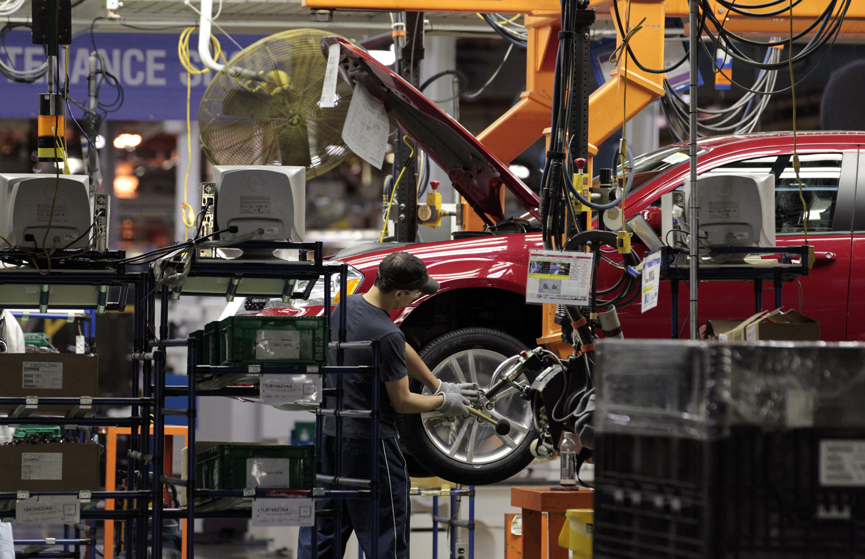 Chrysler Announces Investments At Sterling Heights Plant
