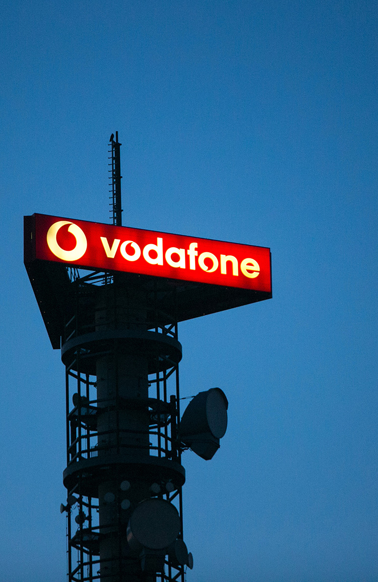 Kabel Deutschland Holding AG Mobile Phone Stores And Vodafone Group Plc Offices Ahead Of Earnings