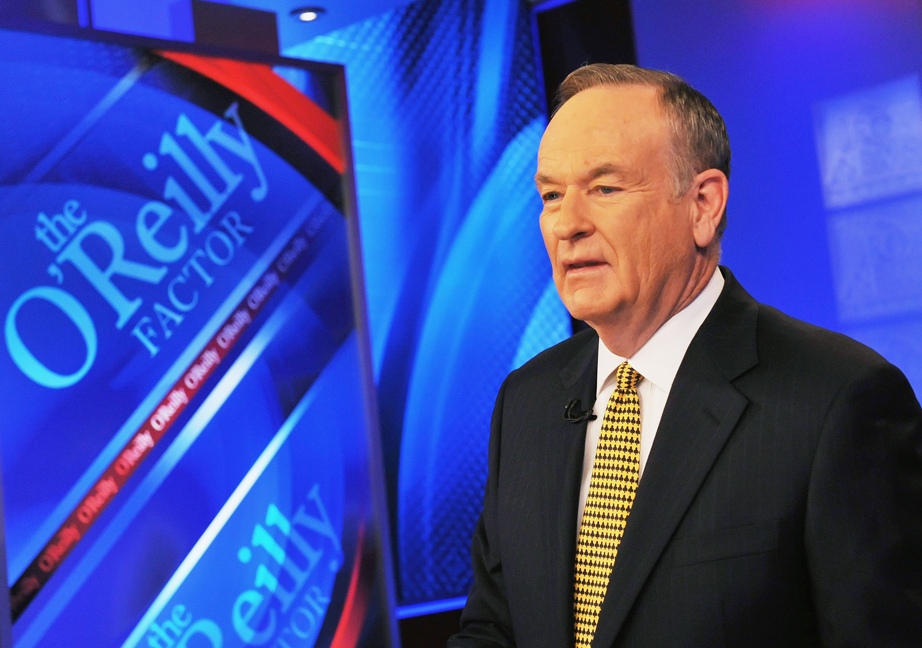 """New York City Mayor Michael Bloomberg Visits FOX's """"The O'Reilly Factor"""""""