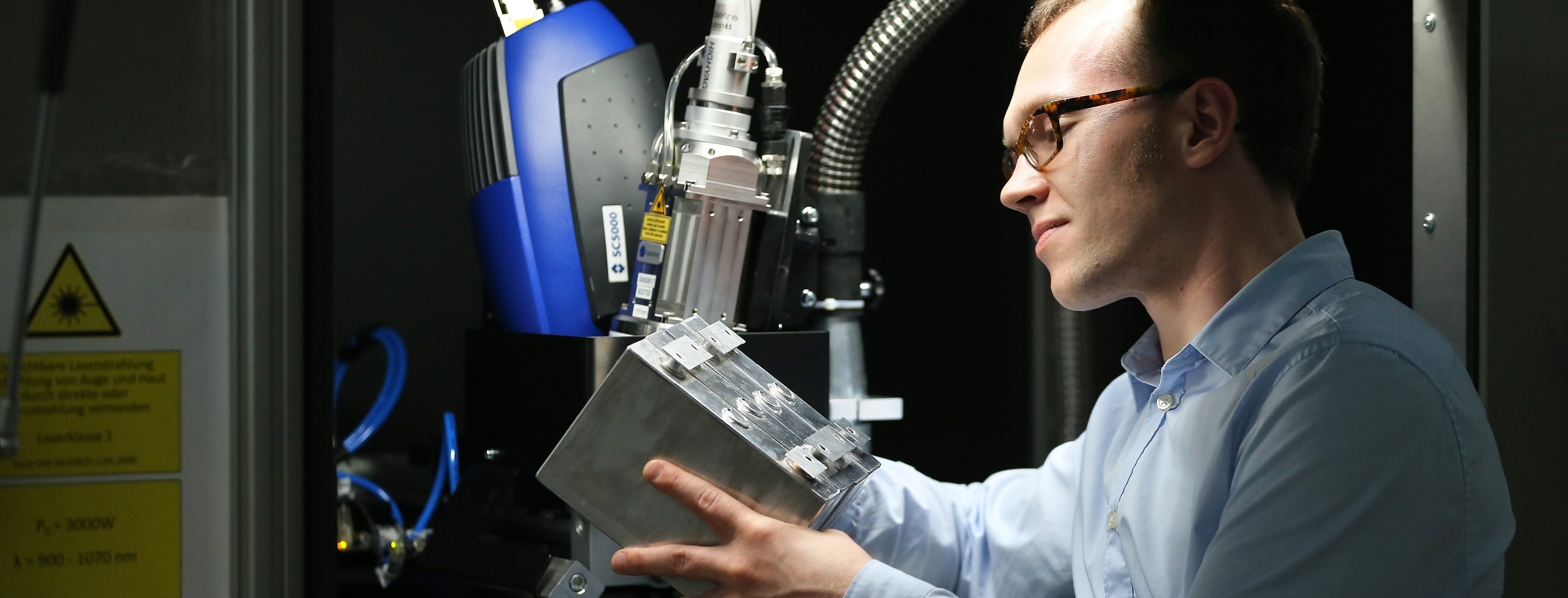 Thyssenkrupp build accessories for battery production