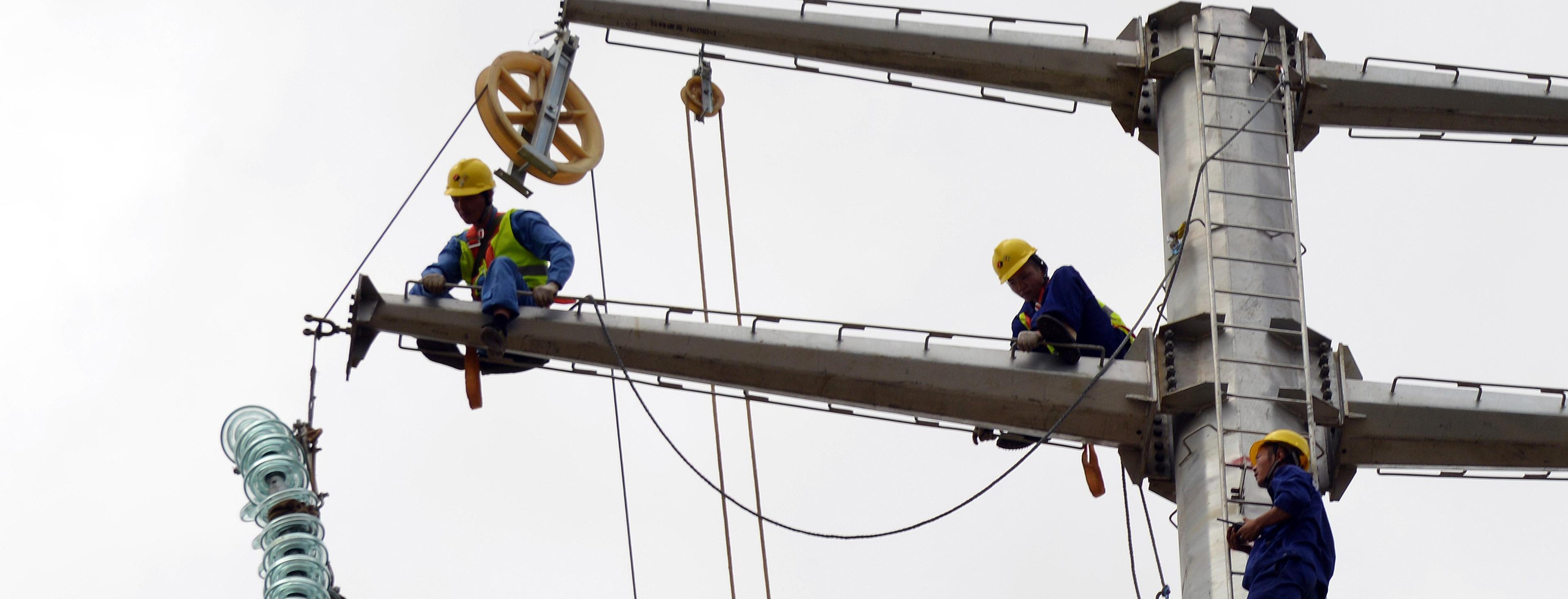 ICOAST-CHINA-ELECTRICITY-CONSTRUCTION