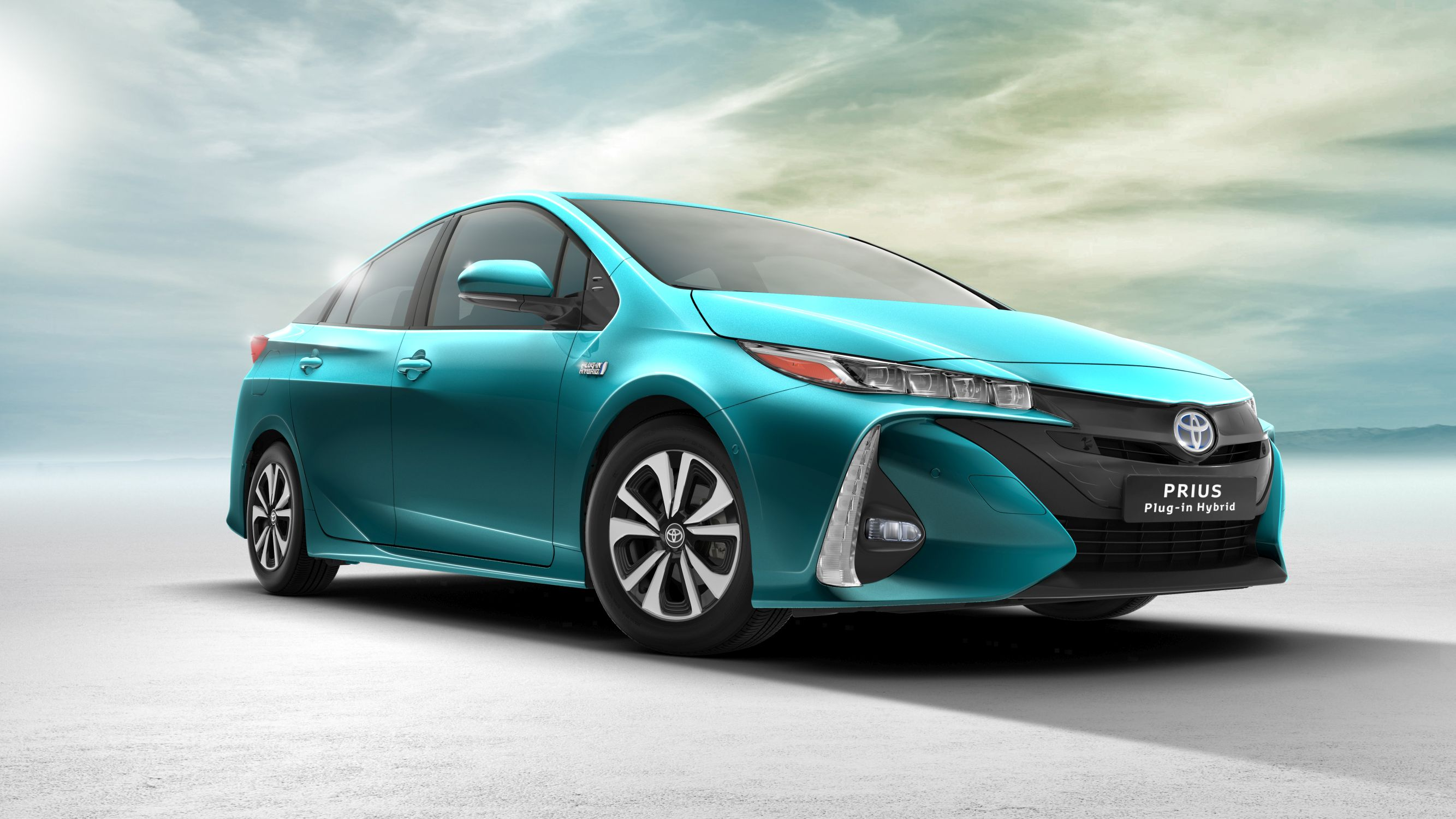 Toyota introduced the Prius Prime Wednesday, March 23, 2016, at the New York International Auto Show.
