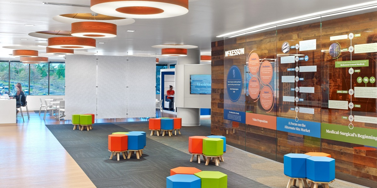 This Is the Future: Workplaces that Make You Healthier