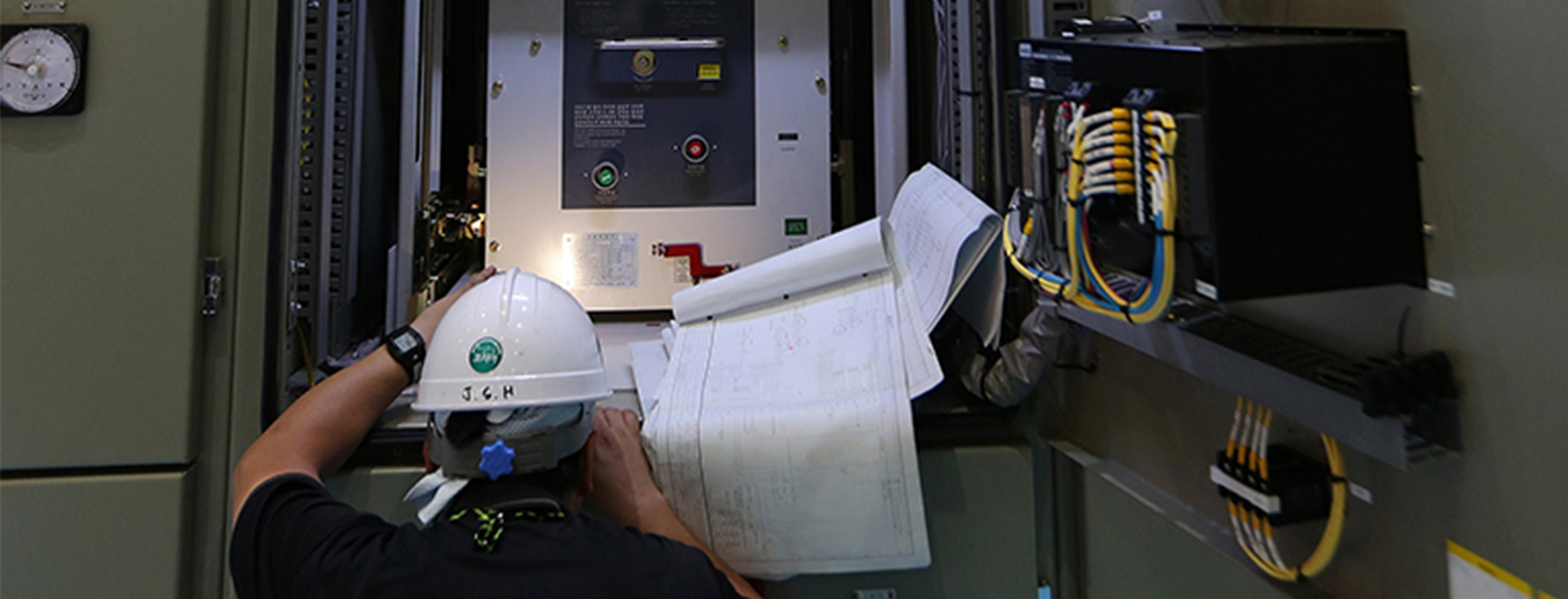 Inside Egbin Power Plc Electricity Generation Plant