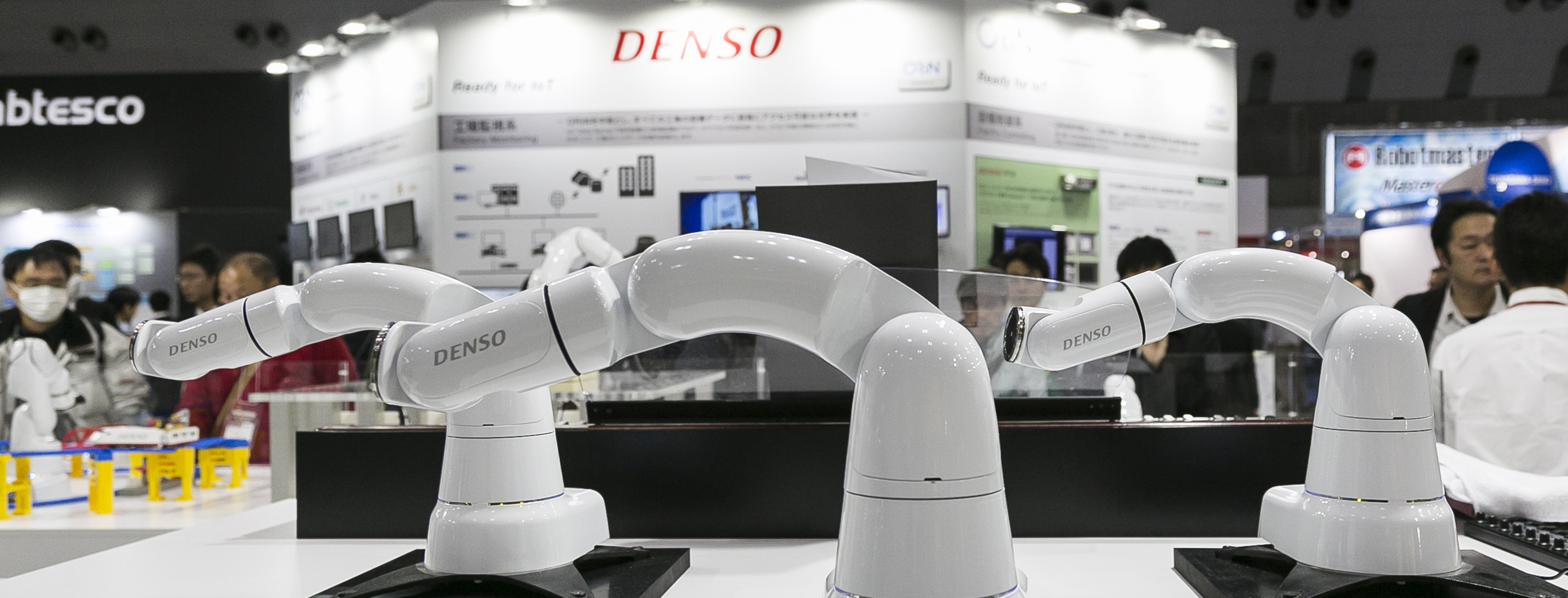 International Robot Exhibition 2015