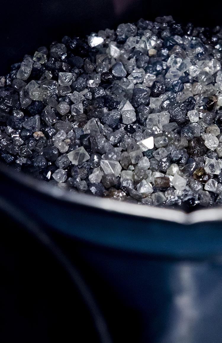 Operations Inside The Rio Tinto Diavik Diamond Mine As Foxfire Hits Auction Block