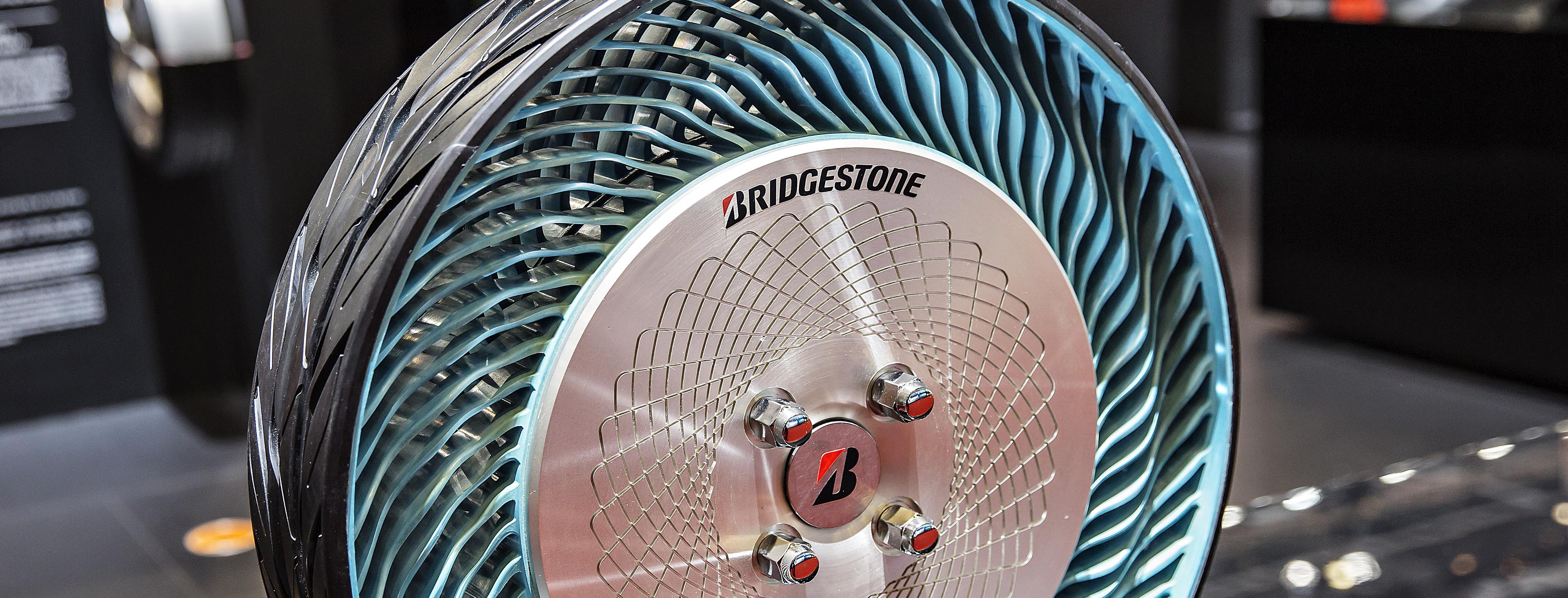 Bridgestone AirFree Concept