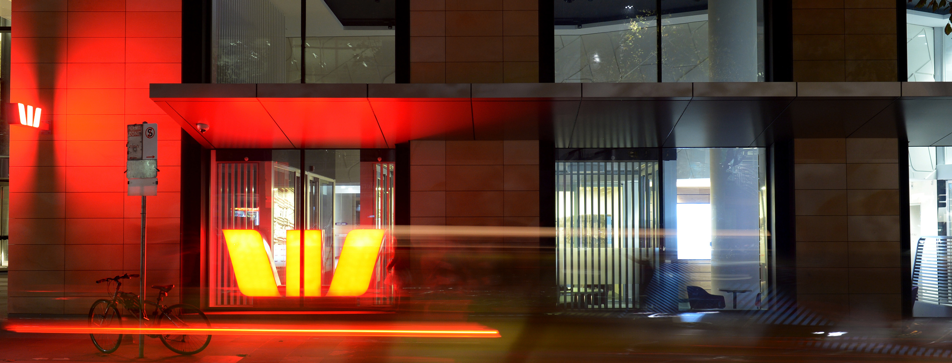 General Images Of Westpac Bank, ANZ Bank and National Australia Bank Ahead Of Earnings