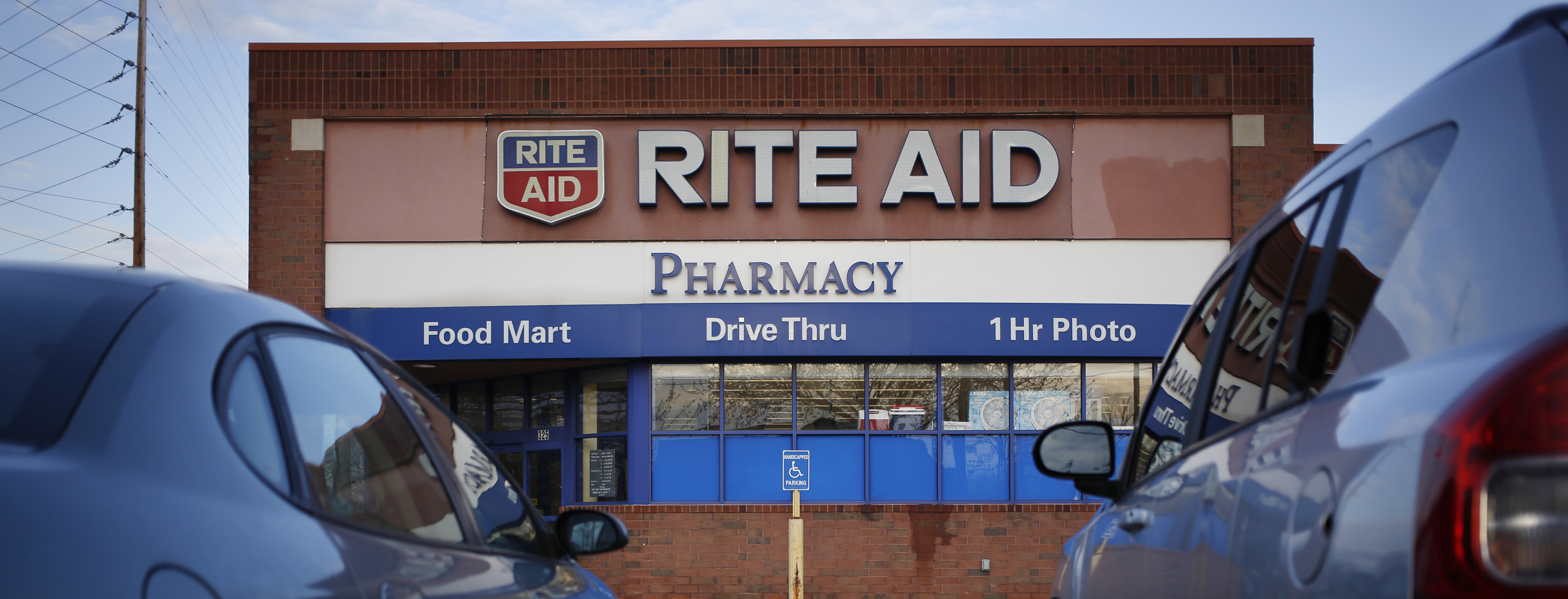A Rite Aid Corp. Store As  Earnings Figures Are Released