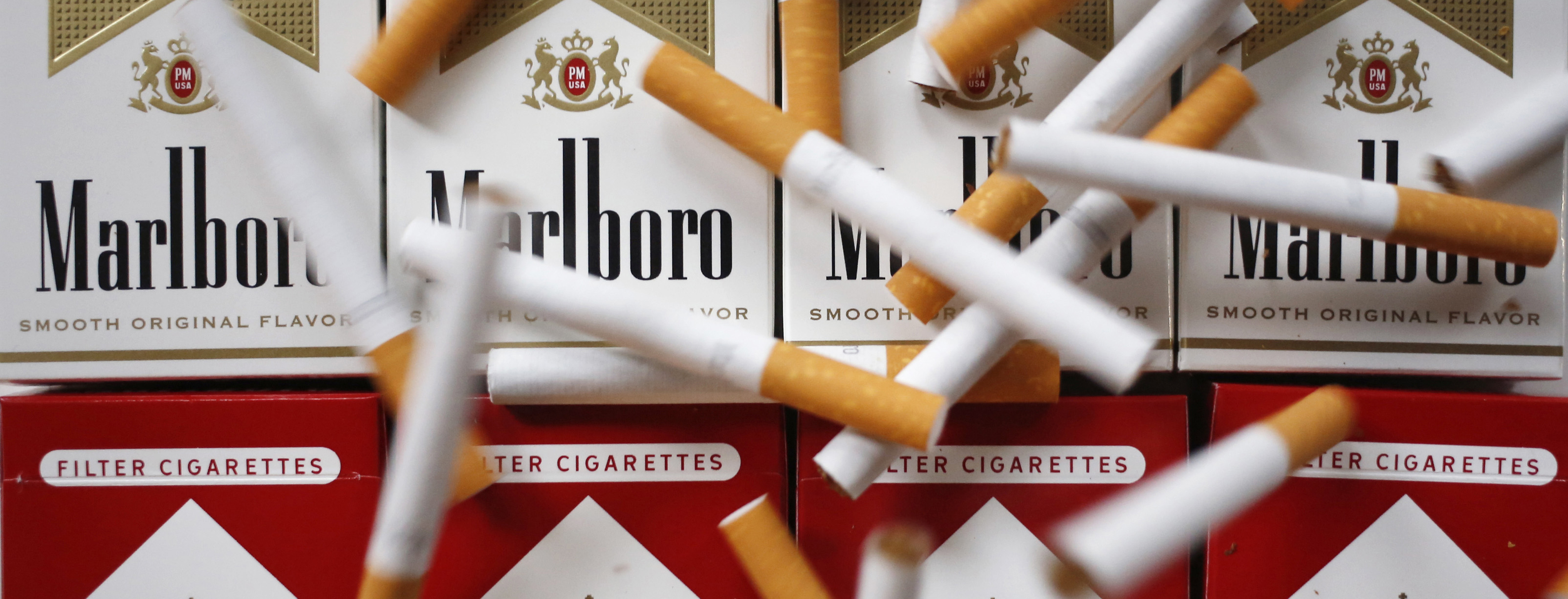 Philip Morris International Brand Cigarettes Ahead Of Earnings Figures