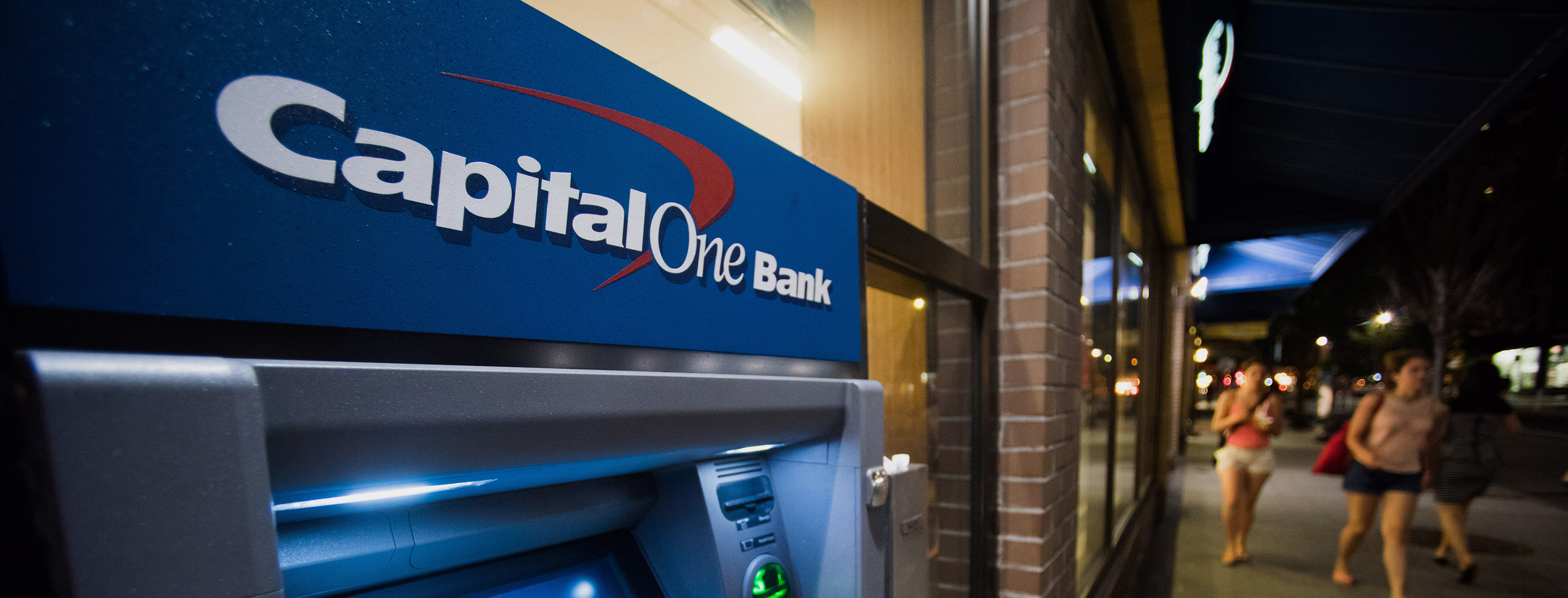 A Capital One Financial Corp. Ahead Of Earnings Figures