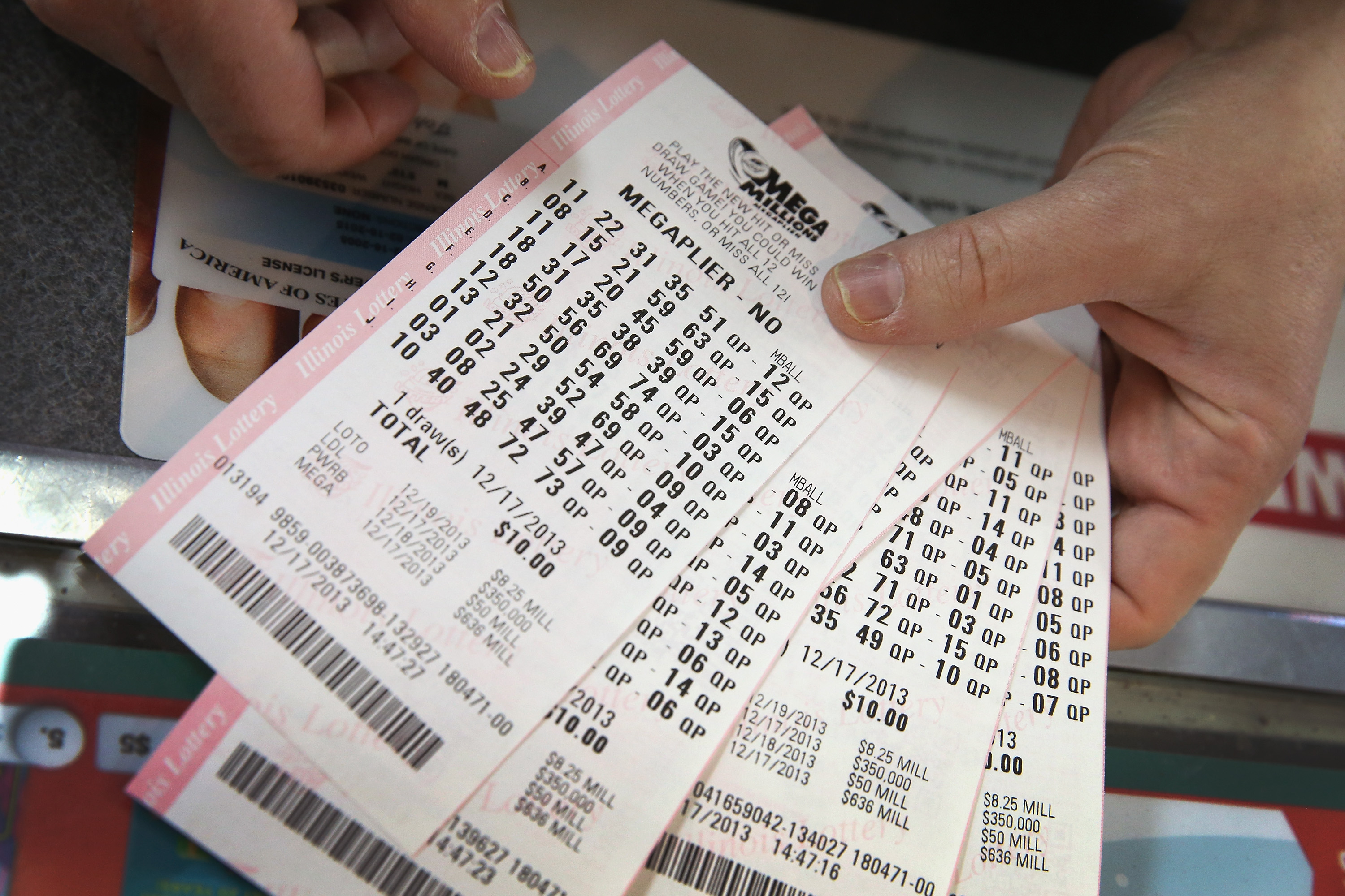 Mega Millions Lottery Tickets to Increase in Price | Fortune