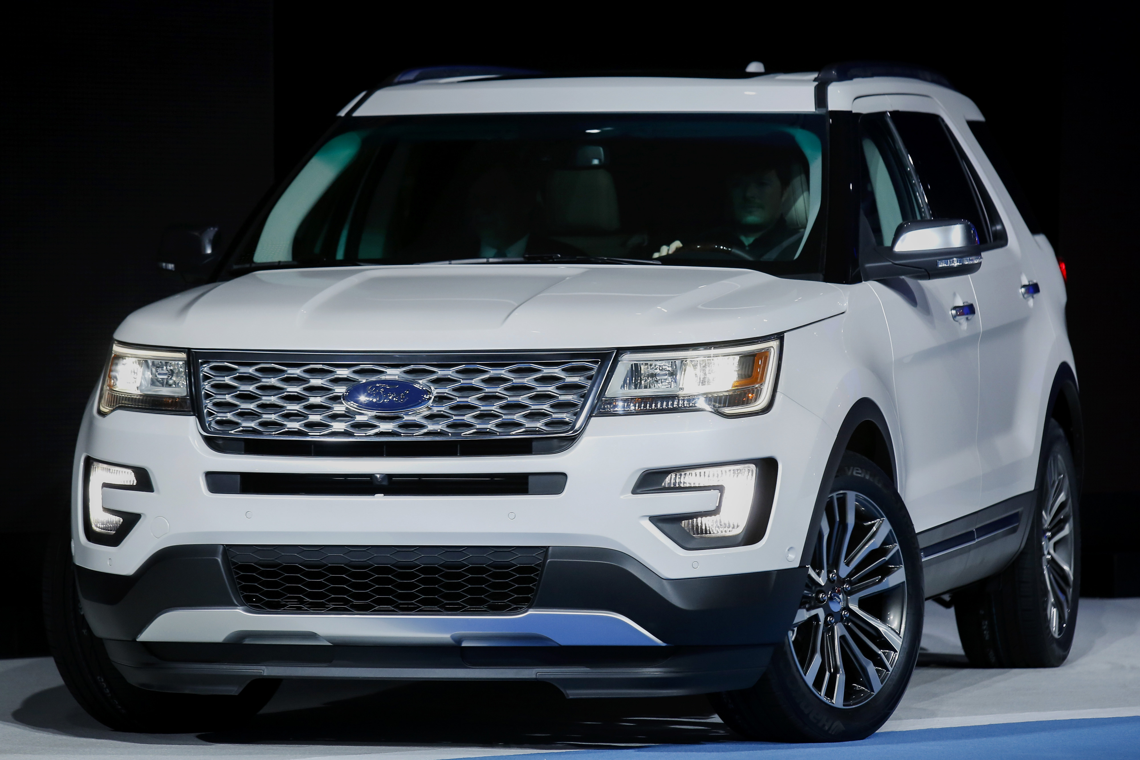 Inside The 2014 Los Angeles Auto Show