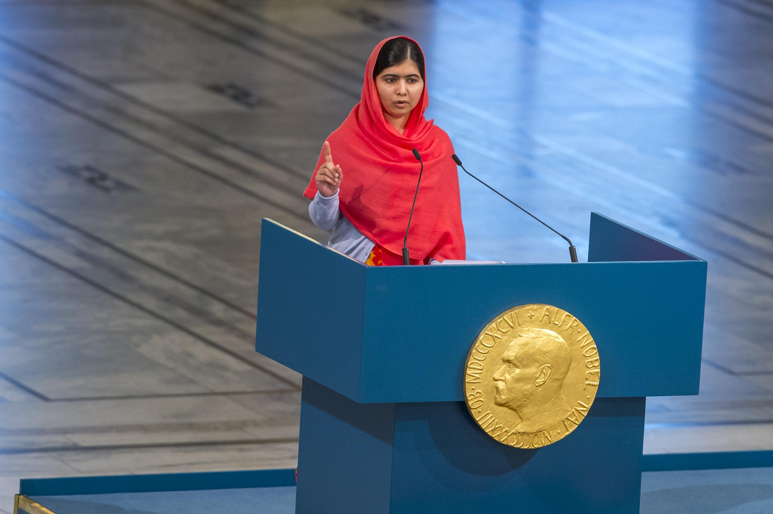 Nobel Peace Prize Award Ceremony, Oslo