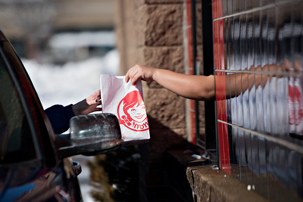 A Wendy's Co. Restaurant Ahead Of Earnings Figures