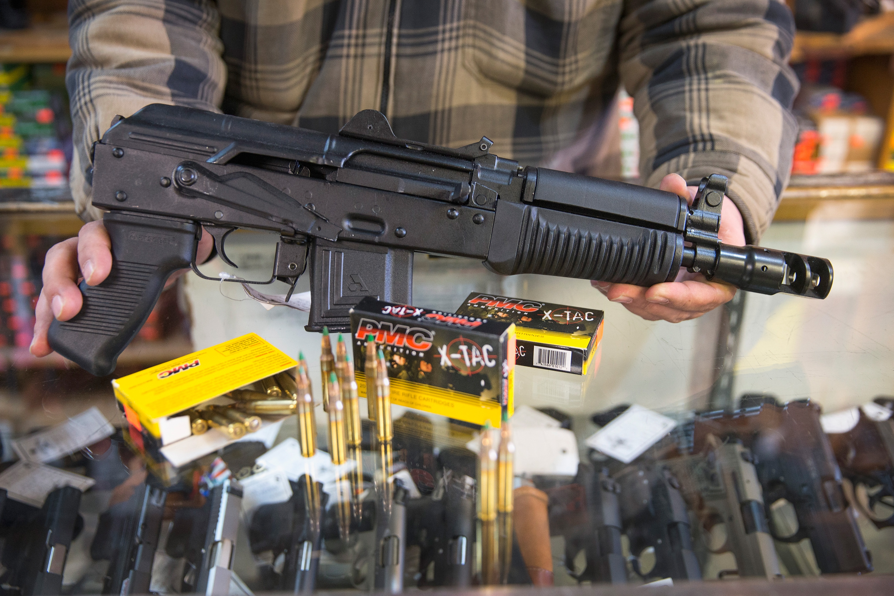 Guns Sales Have Spiked 40% Since Orlando Shooting | Fortune