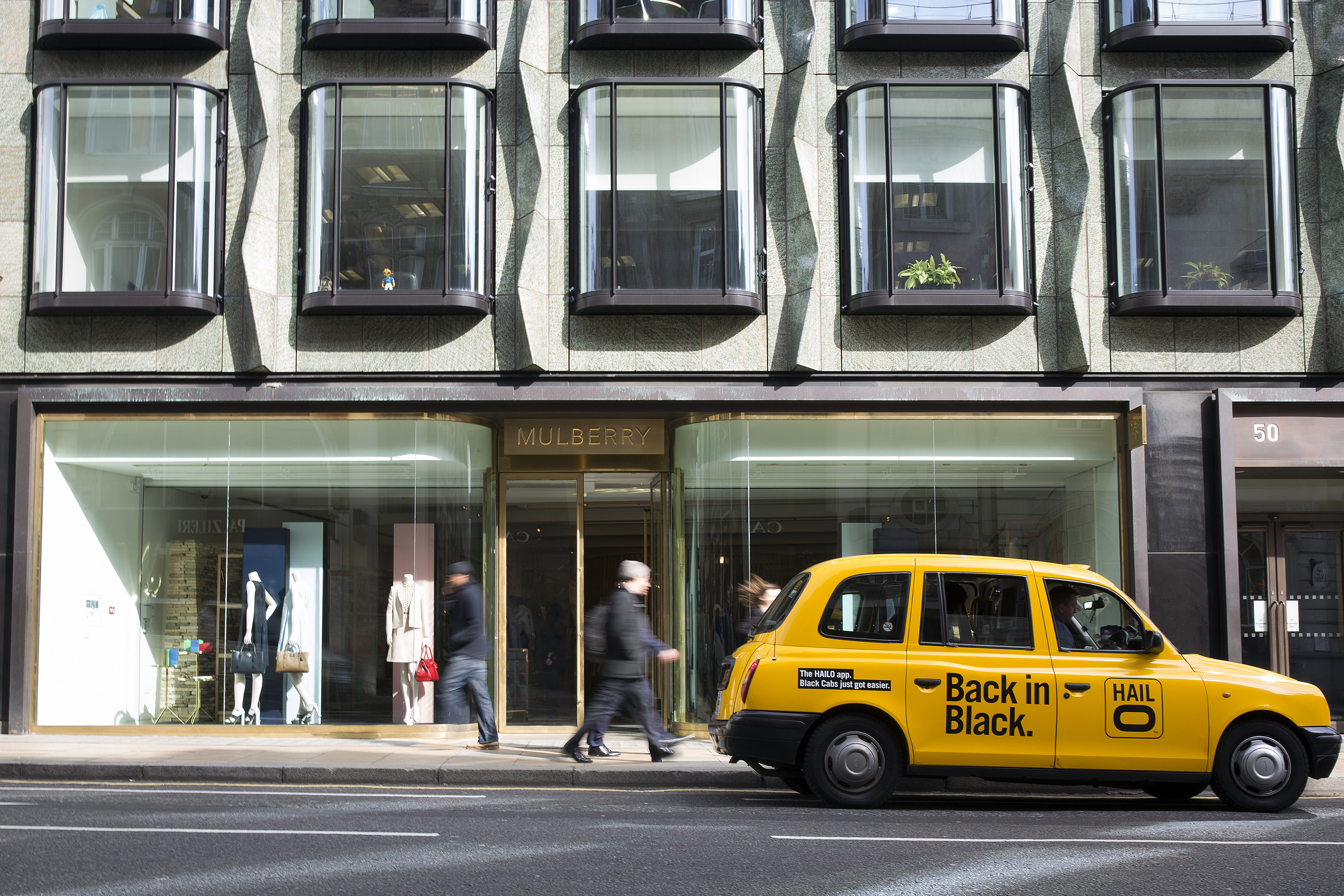 Mulberry Group Plc Luxury Stores As Chief Executive Officer Bruno Guillon Steps Down