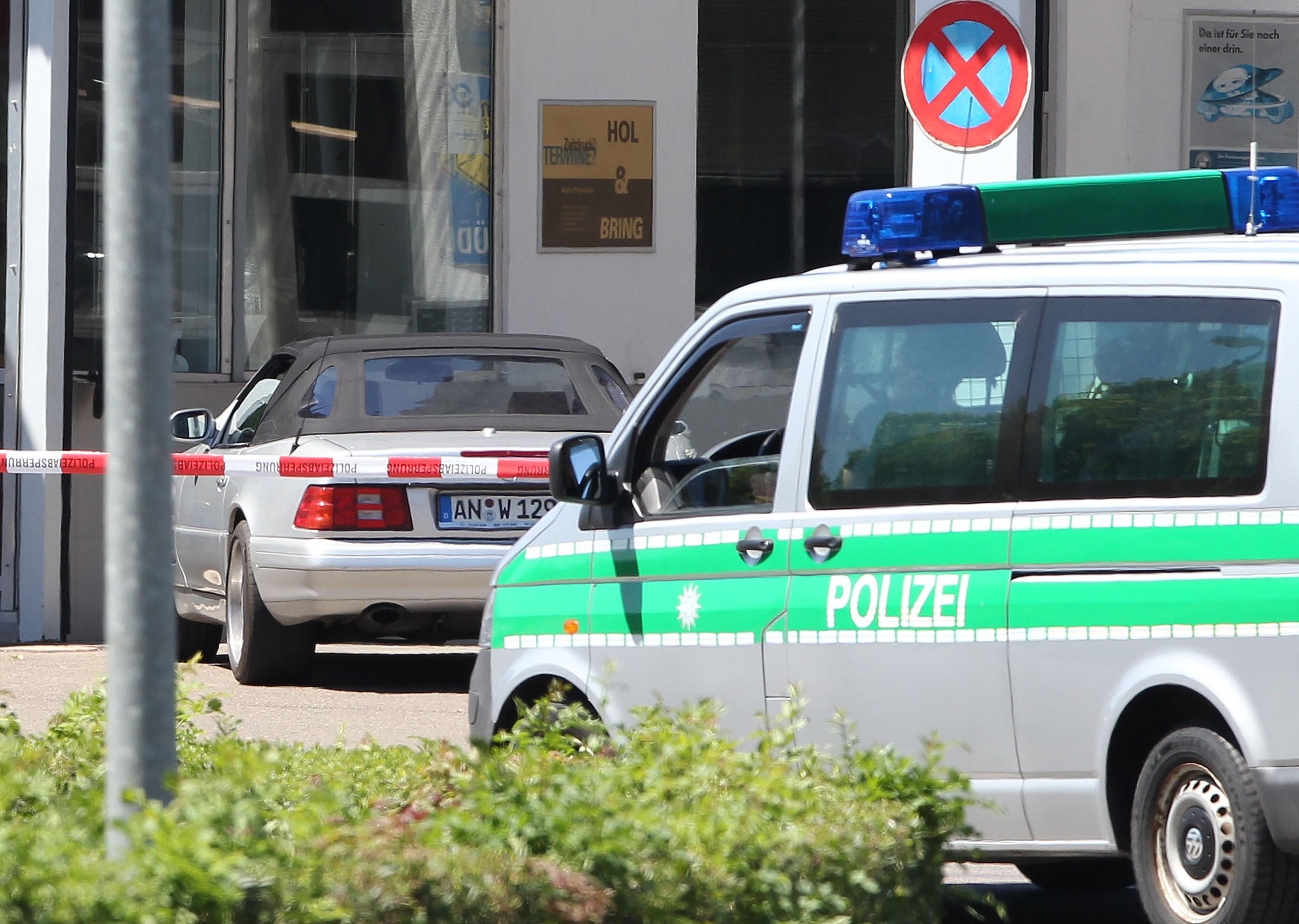 GERMANY-CRIME