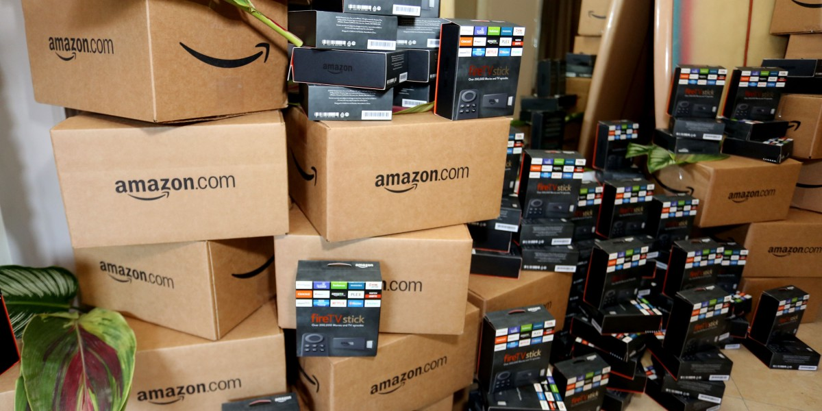 Amazon Seeks to Cut Waste With Box Recycling Program | Fortune