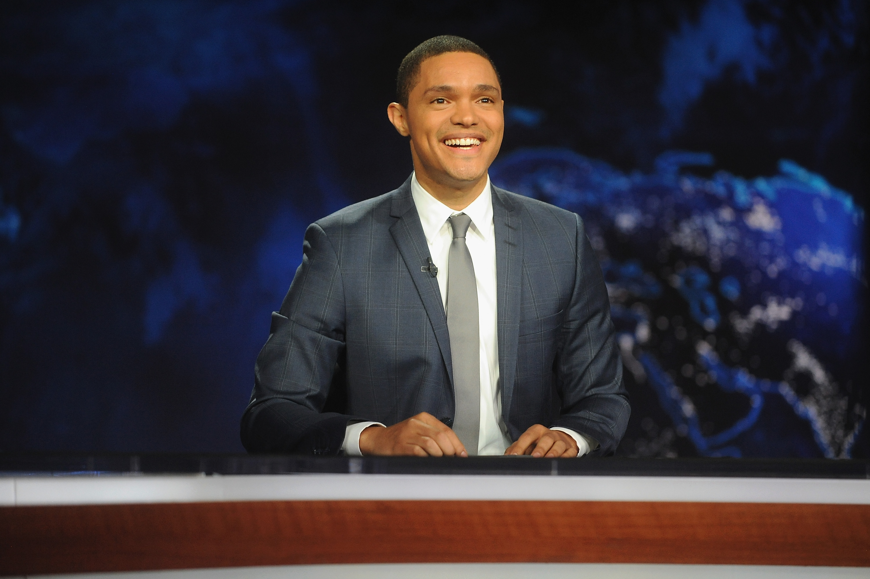 """""""The Daily Show with Trevor Noah"""" Premiere"""