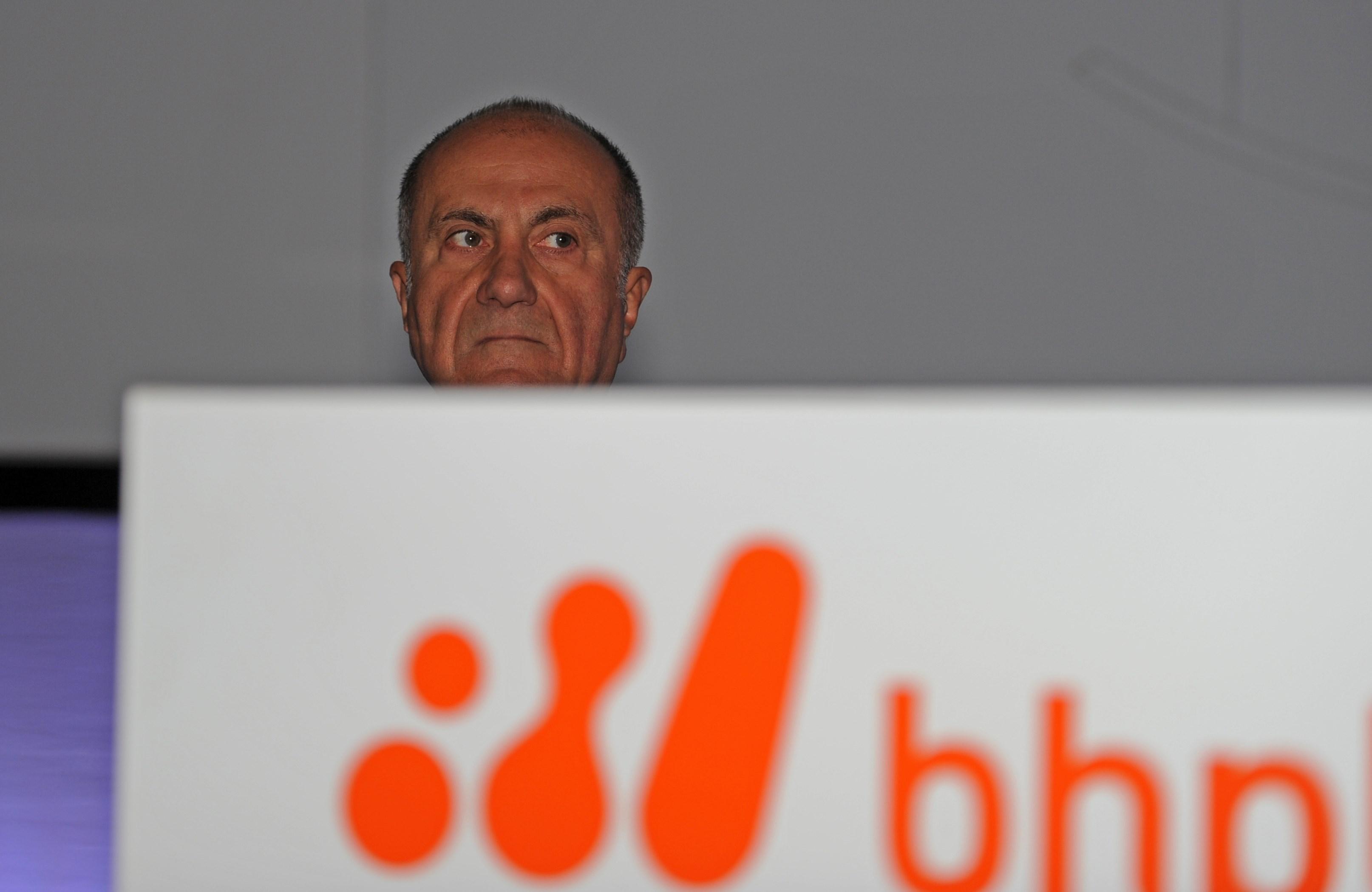 AUSTRALIA-BHP-MINING-BRAZIL