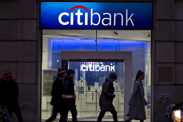 Citigroup Inc. Bank Branches Ahead Of 4th Quarter Earnings Release