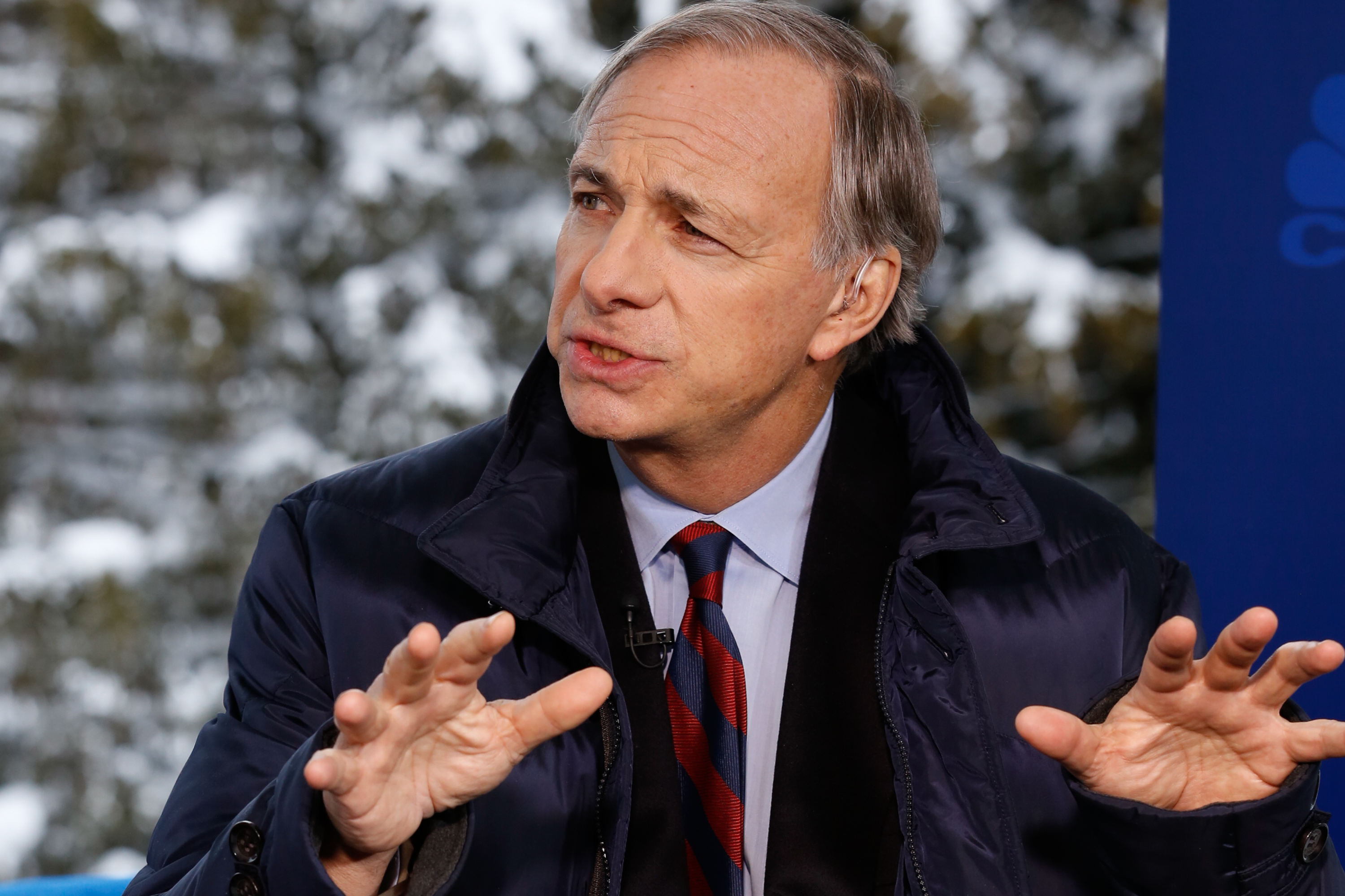 Ray Dalio's Bridgewater All Weather Hedge Fund Is Beating