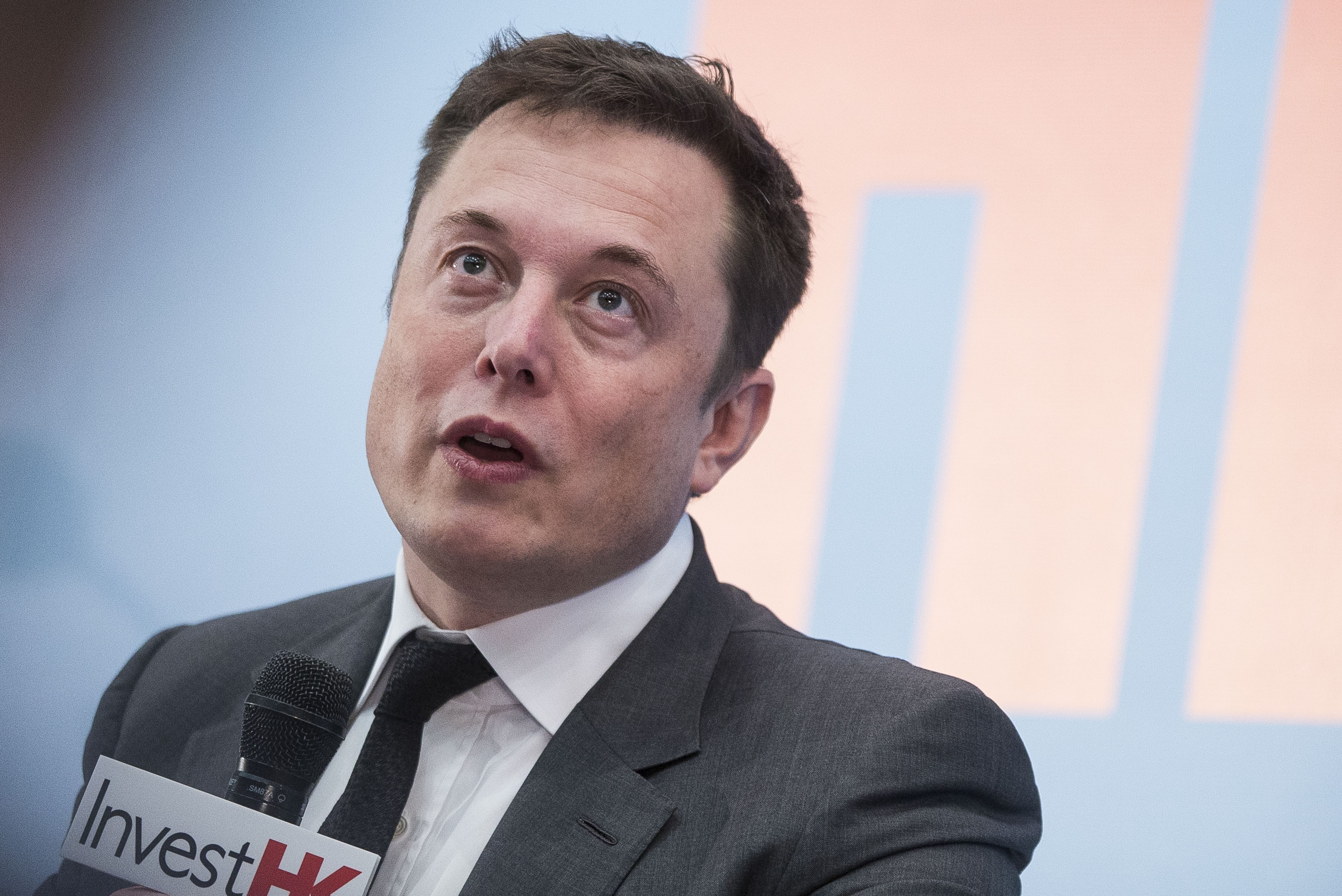 Tesla CEO and billionnaire Elon Musk