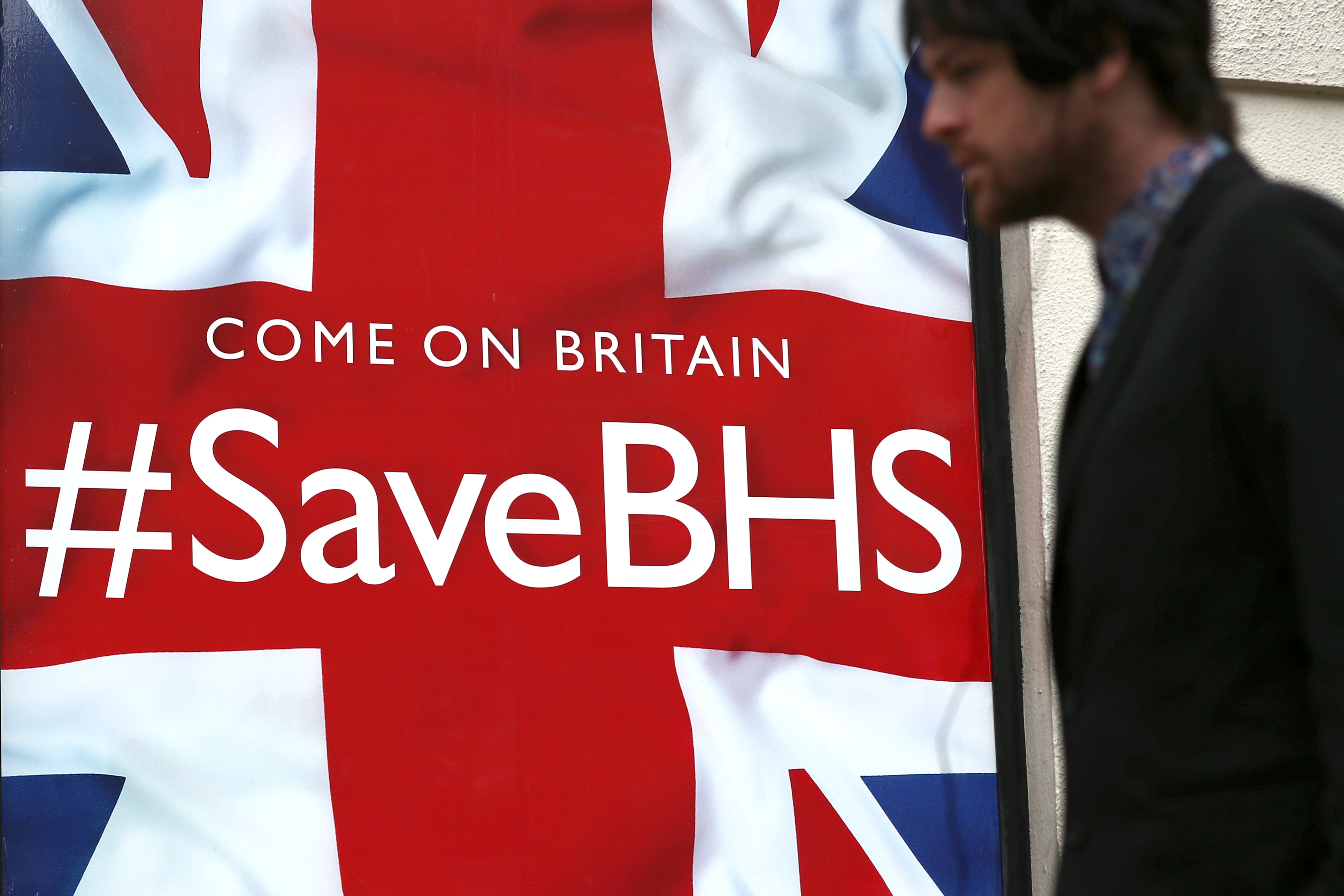 The Rescue Bid For BHS Fails Putting 11,000 Jobs At Risk