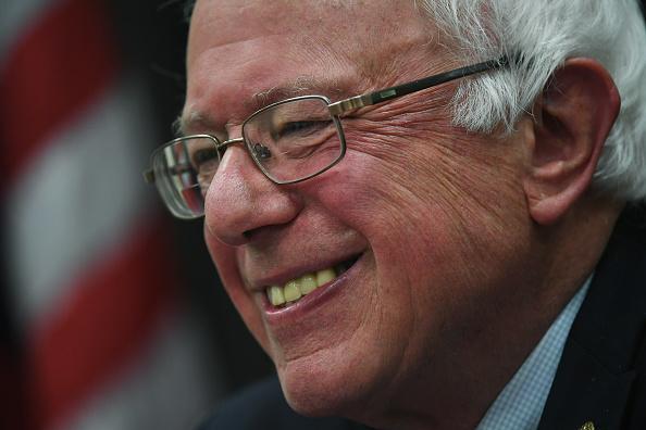 Bernie Sanders - Modesto, CA