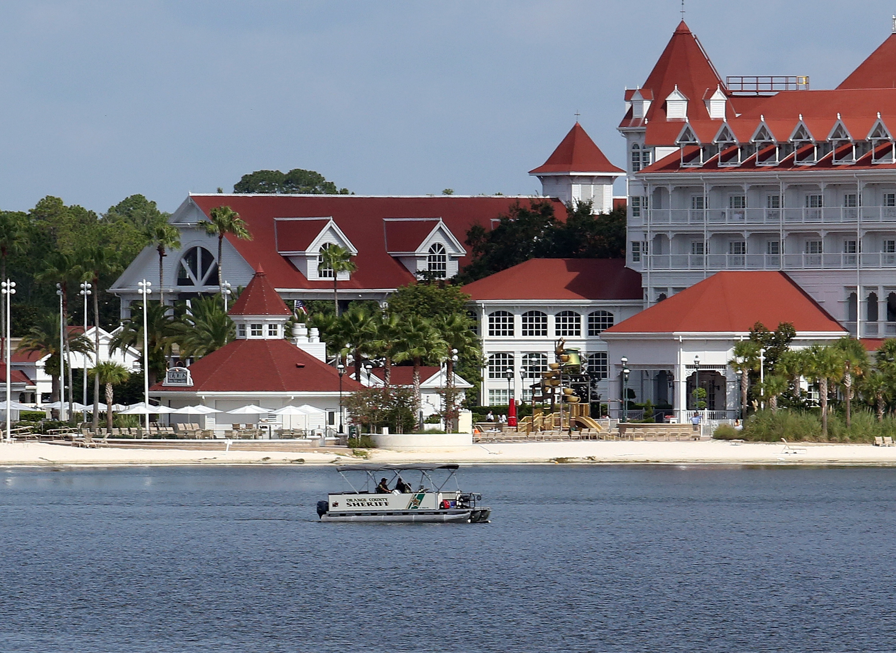 Child dragged into water by gator near Disney's Grand Floridian