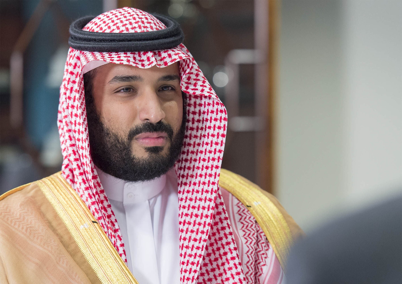 Saudi Defense Minister Muhammed bin Salman in Washington