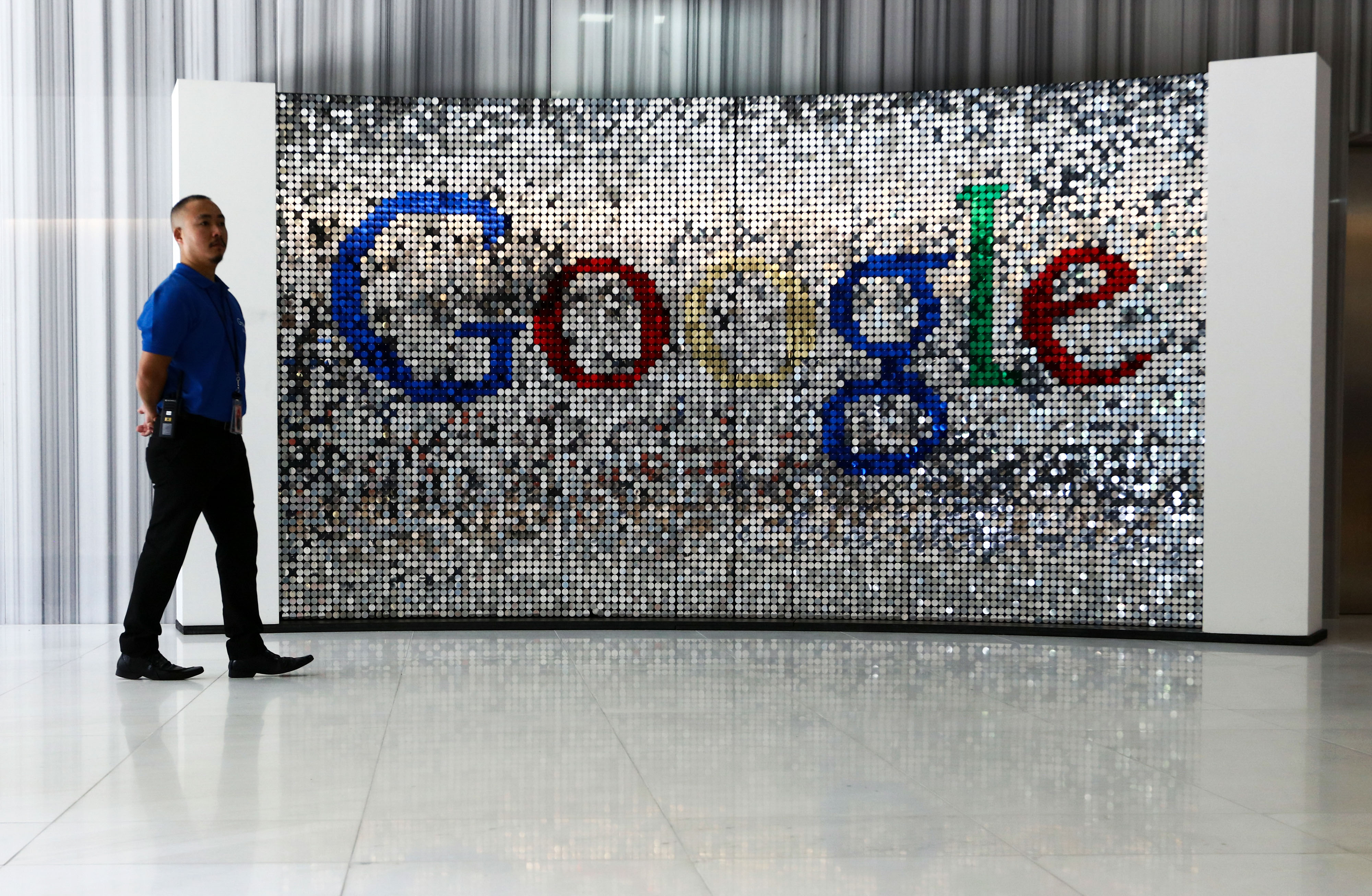 Google Inc.'s New U.K. Headquarters