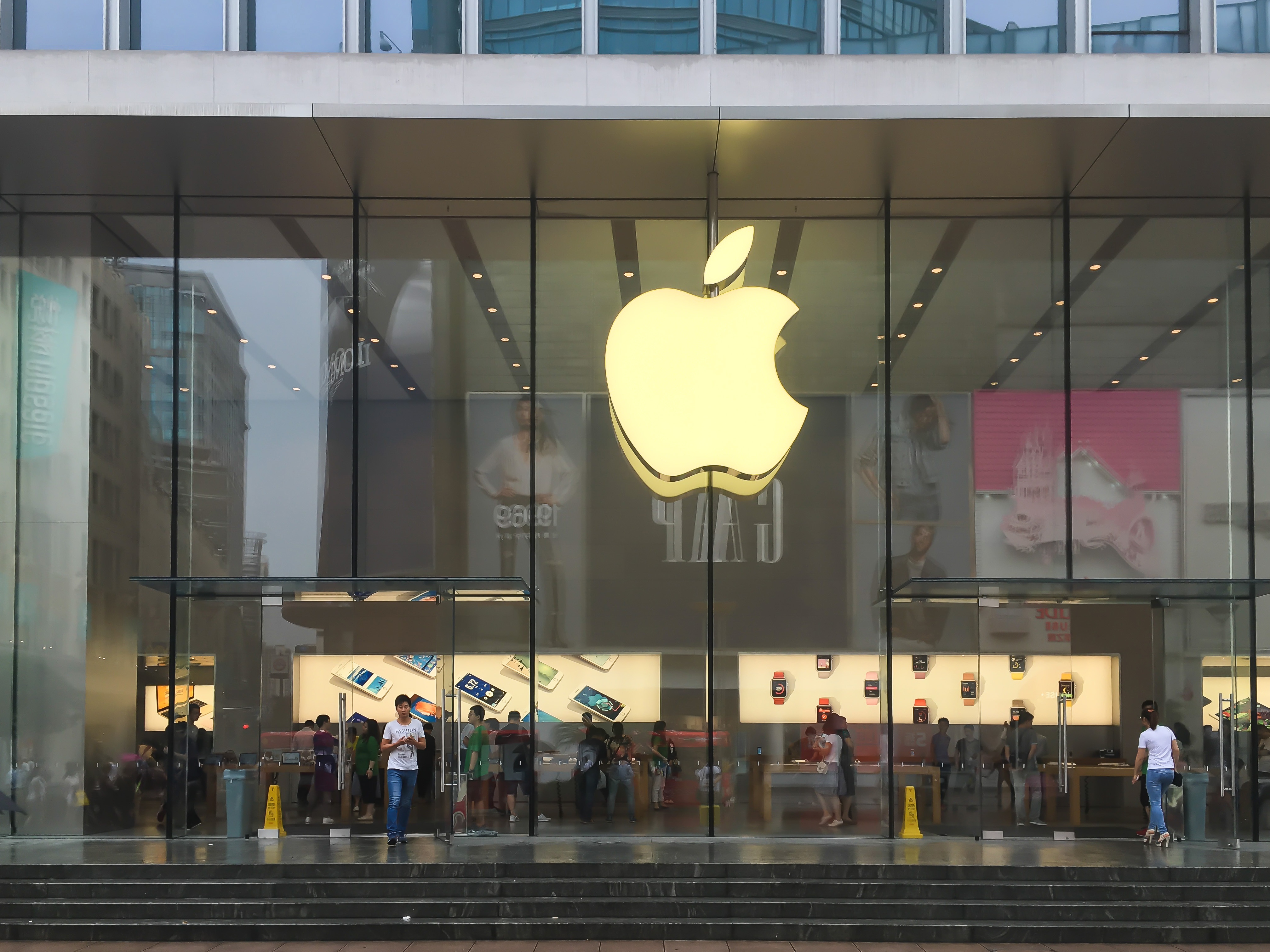 Apple Sued In China Over Alleged Design Infringements